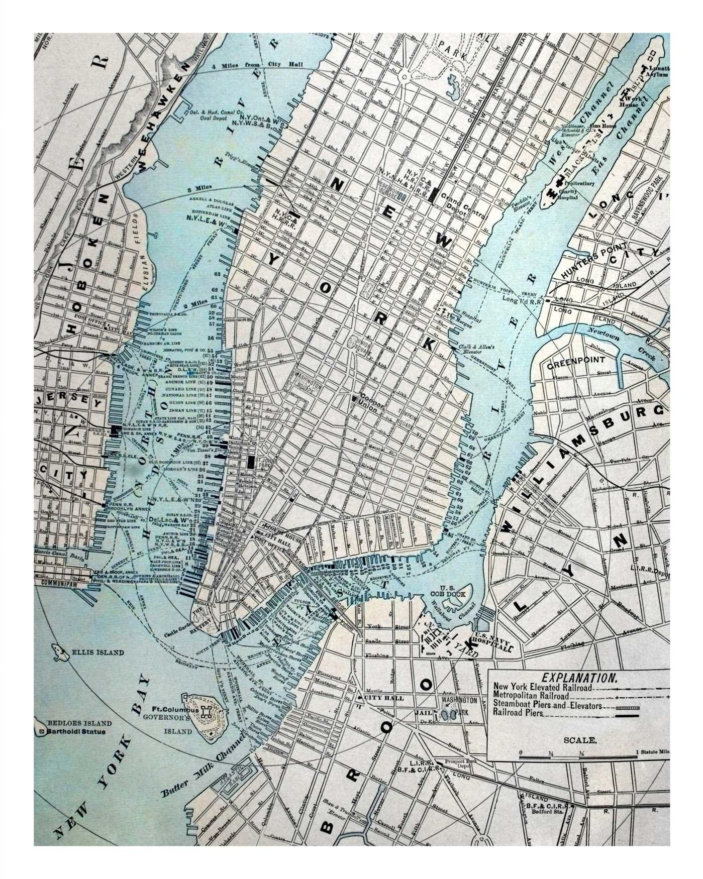 Instant wall art vintage map prints 9781507205891.in02