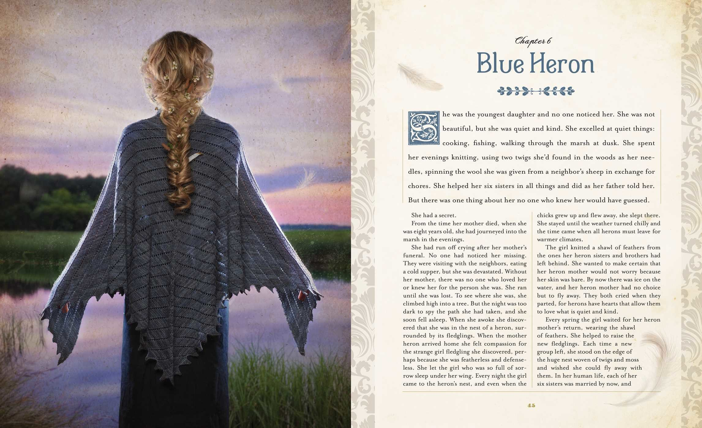 Faerie Knitting   Book by Alice Hoffman, Lisa Hoffman   Official