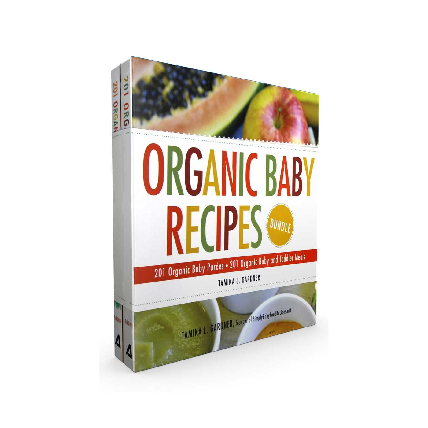 Organic baby recipes bundle book by tamika l gardner official organic baby recipes collection 978150720680517 forumfinder Choice Image