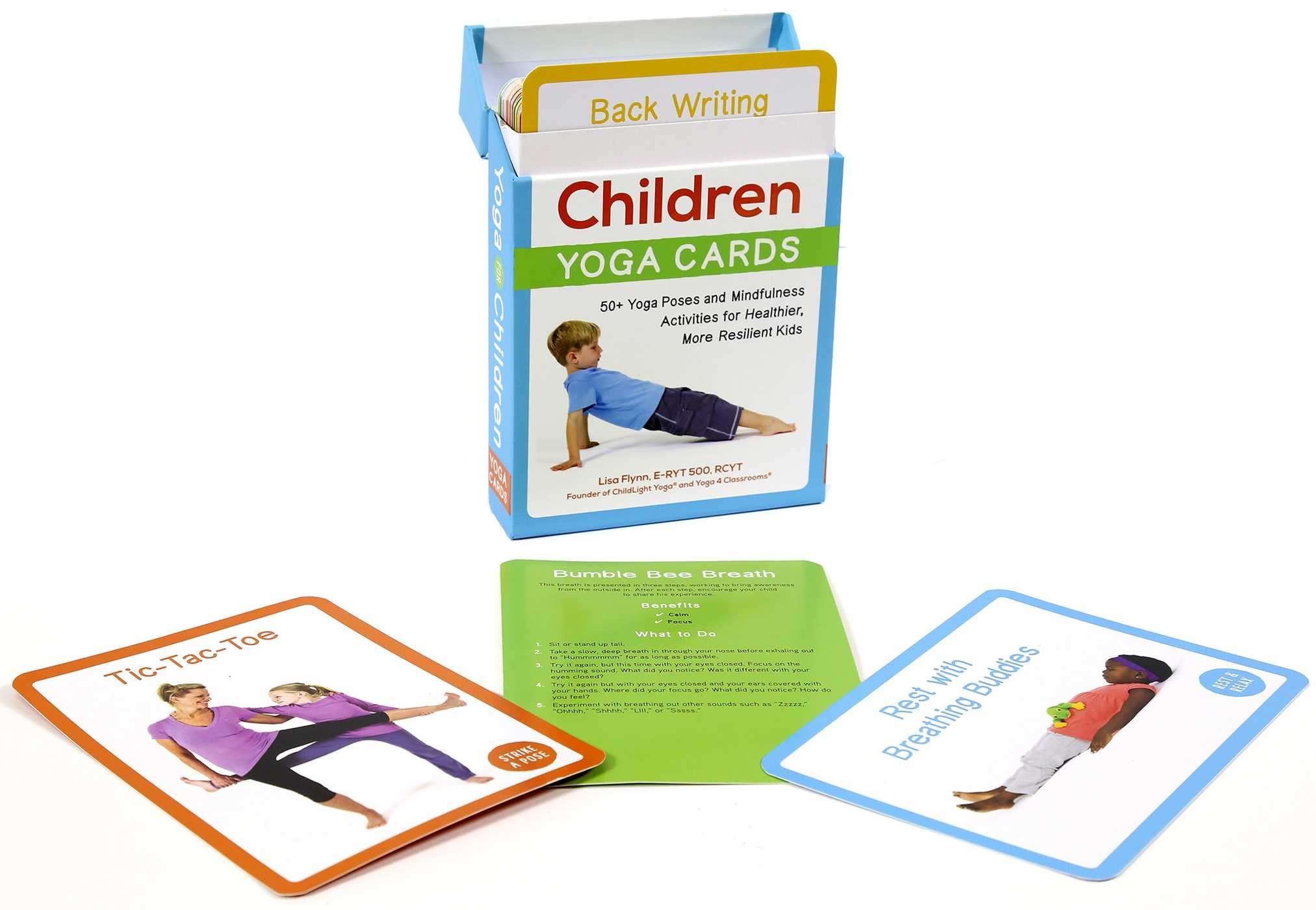 Yoga for children yoga cards 9781507208236.in07
