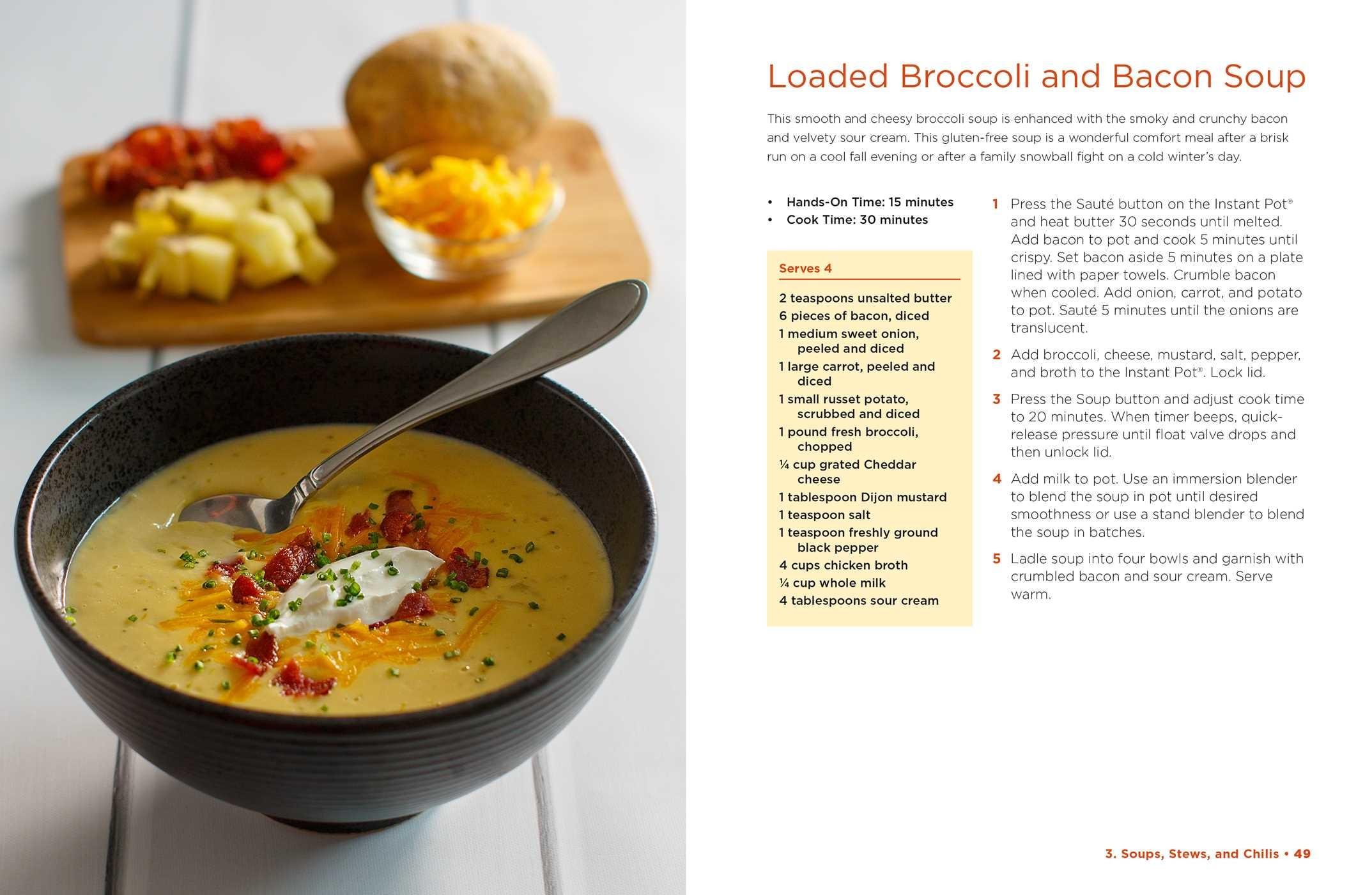 The i love my instant pot gluten free recipe book 9781507208717.in01