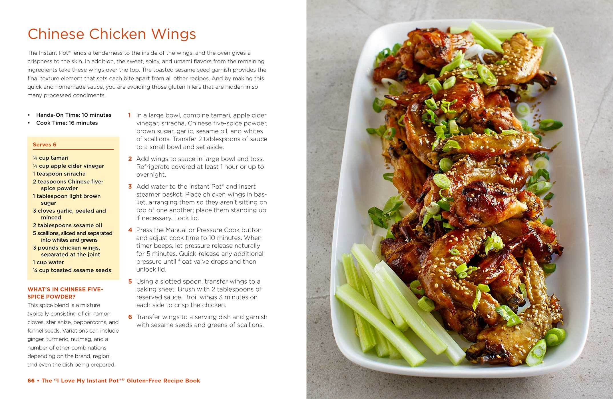 The i love my instant pot gluten free recipe book 9781507208717.in02