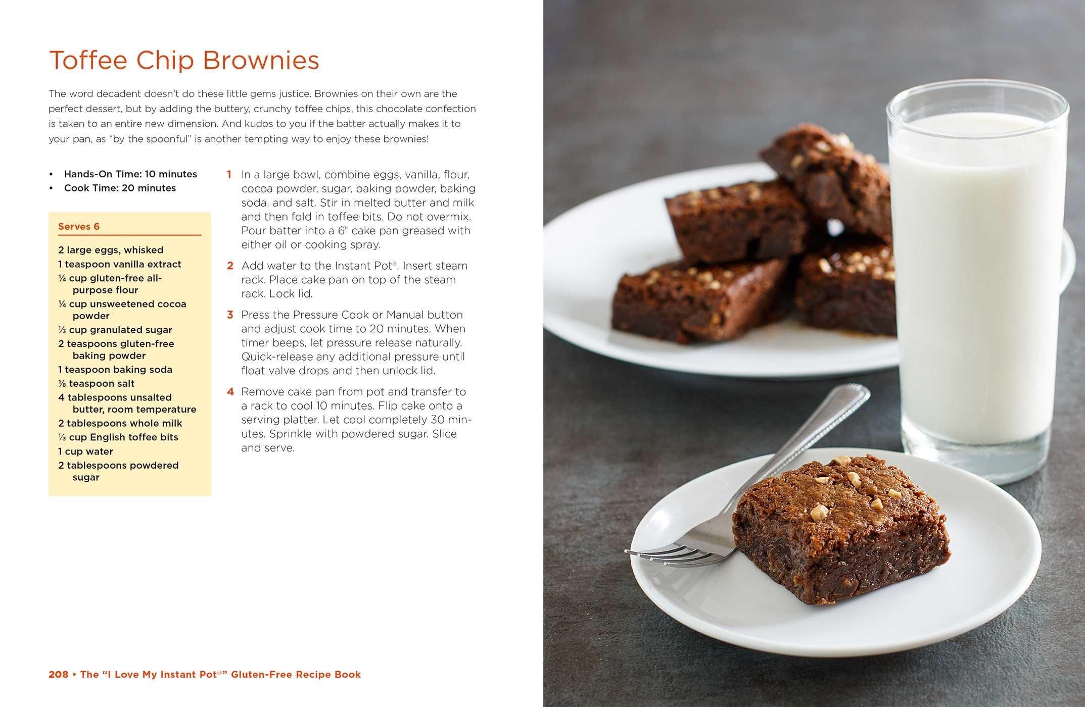 The i love my instant pot gluten free recipe book 9781507208717.in06
