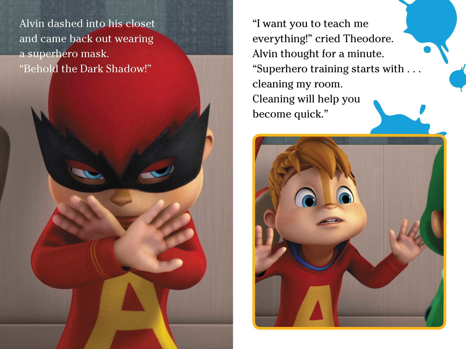 Alvin and the superheroes 9781534400092.in01