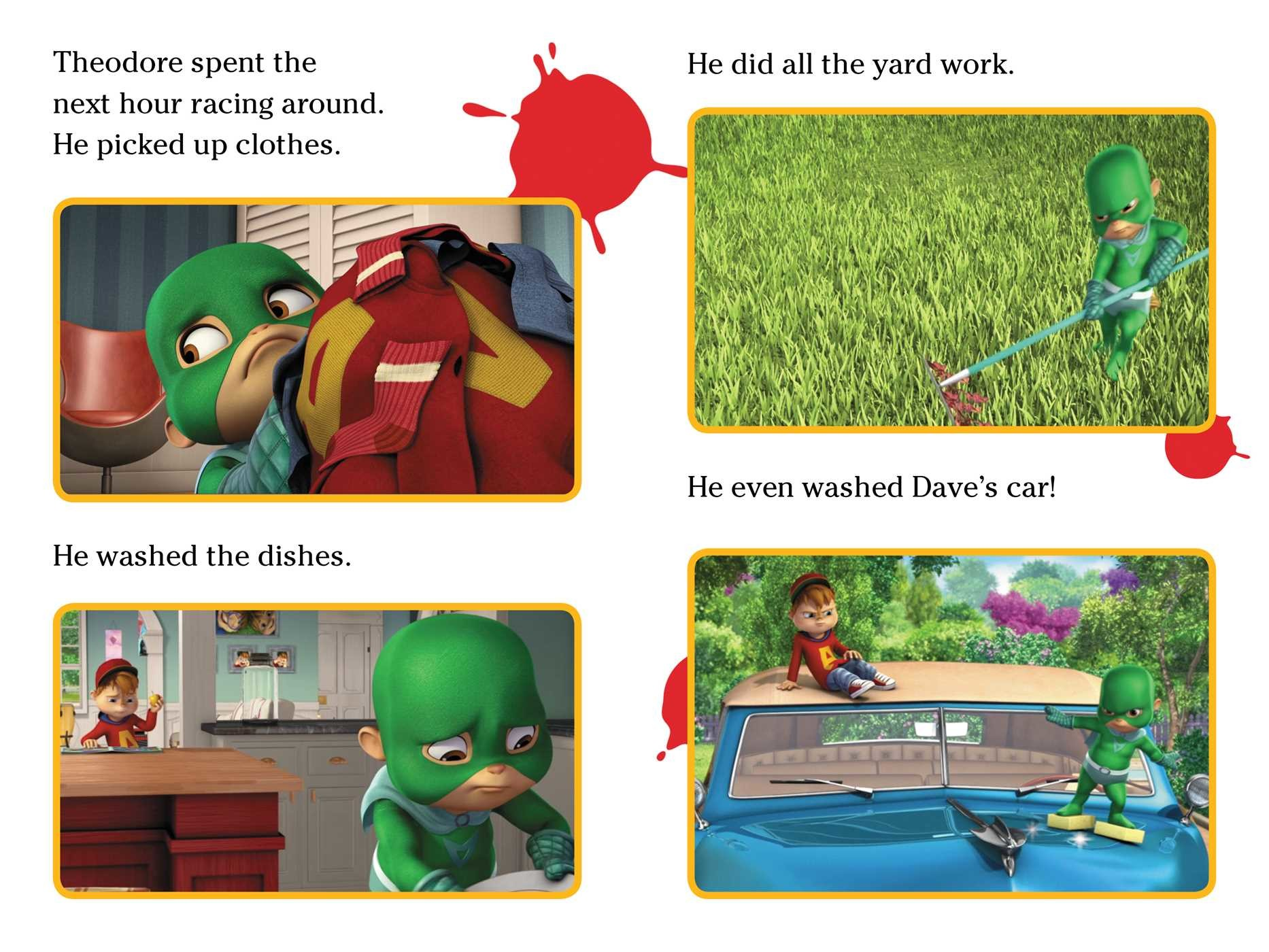 Alvin and the superheroes 9781534400092.in02