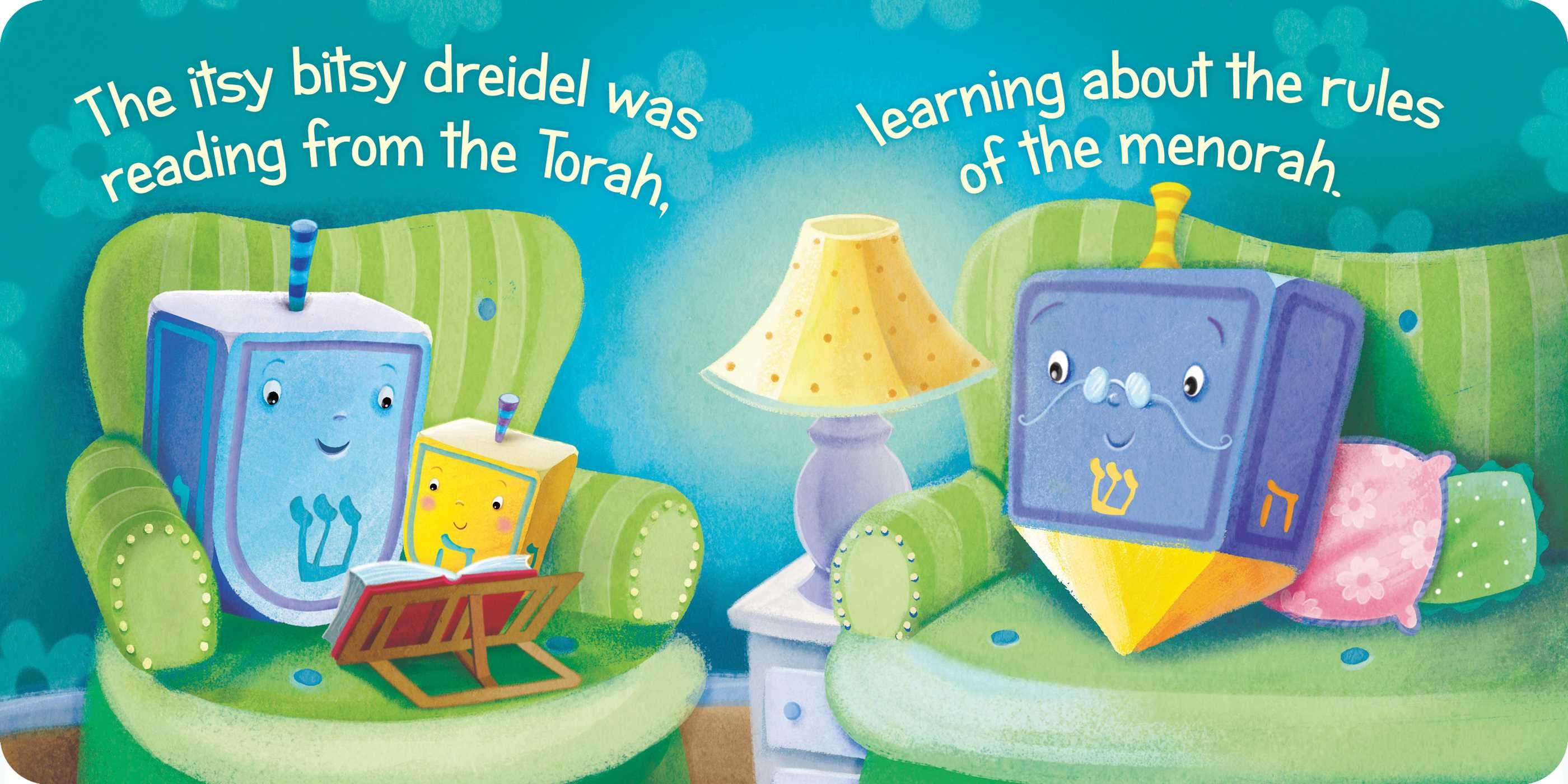 The itsy bitsy dreidel 9781534400221.in03