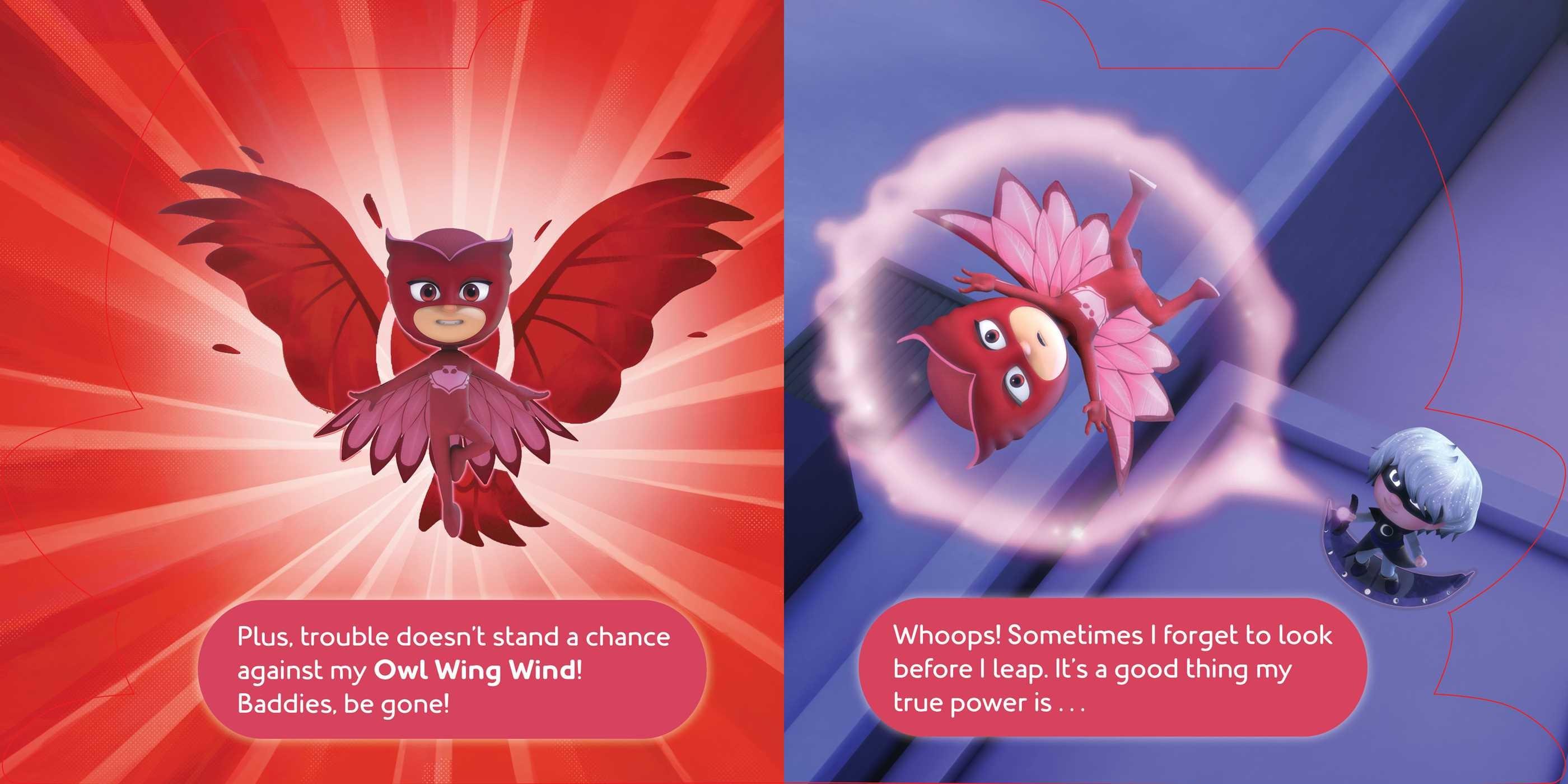 Owl biography