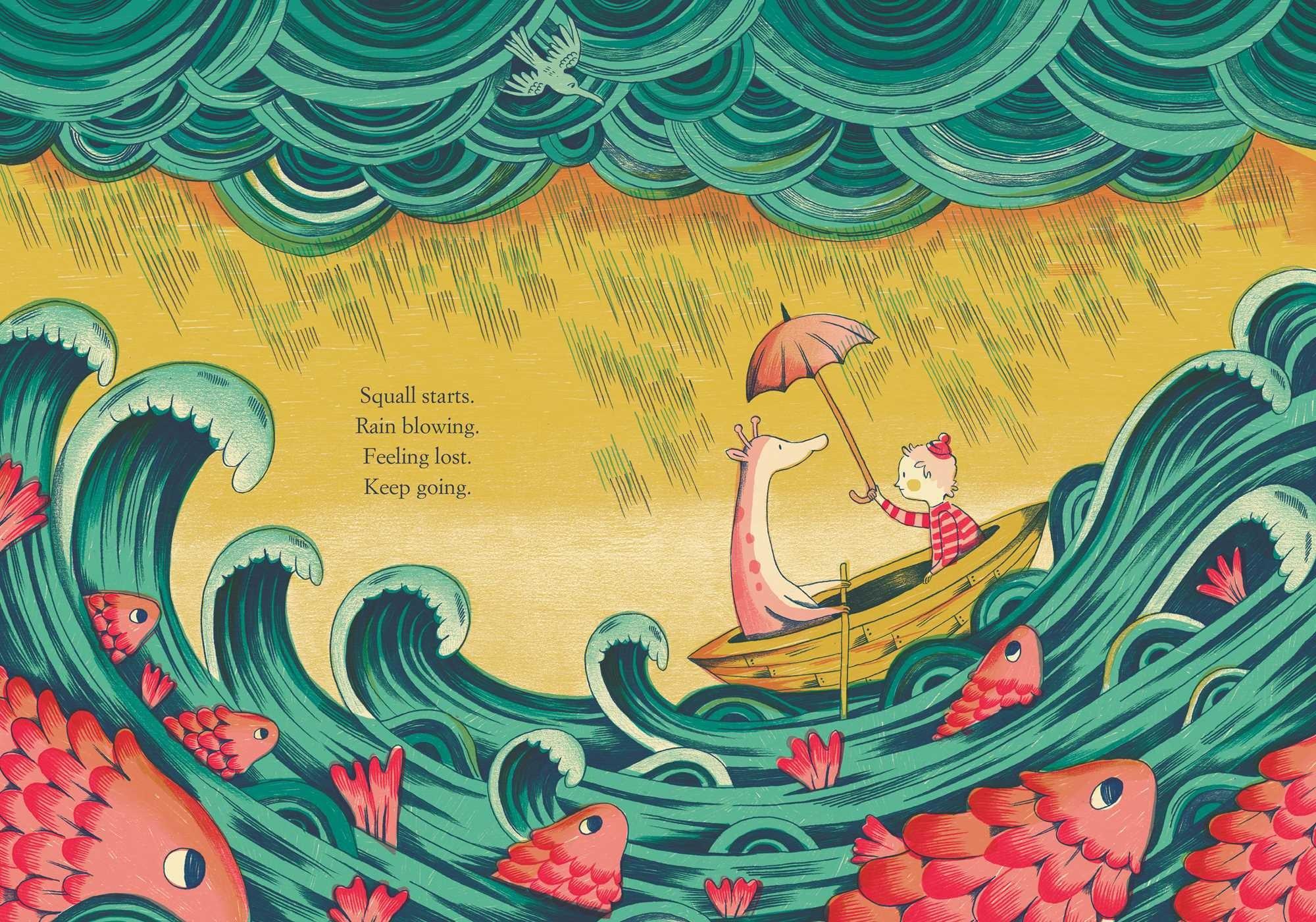 Yellow Kayak Book By Nina Laden Melissa Castrillon