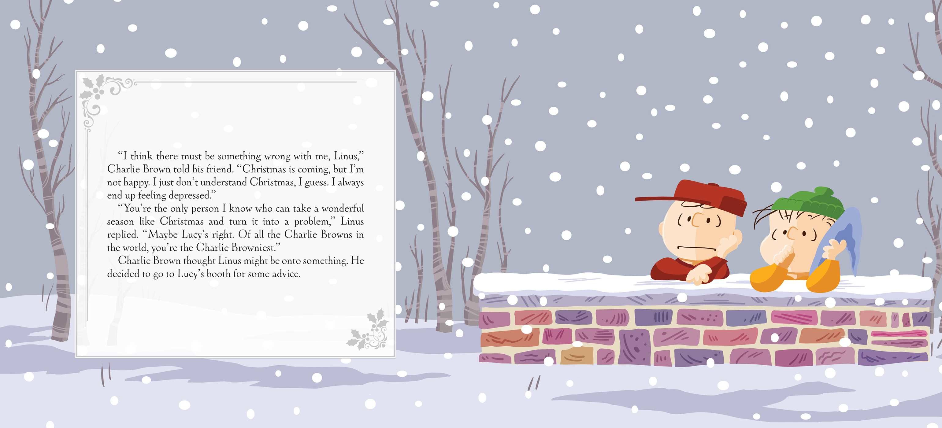 A Charlie Brown Christmas Book.A Charlie Brown Christmas Book By Charles M Schulz
