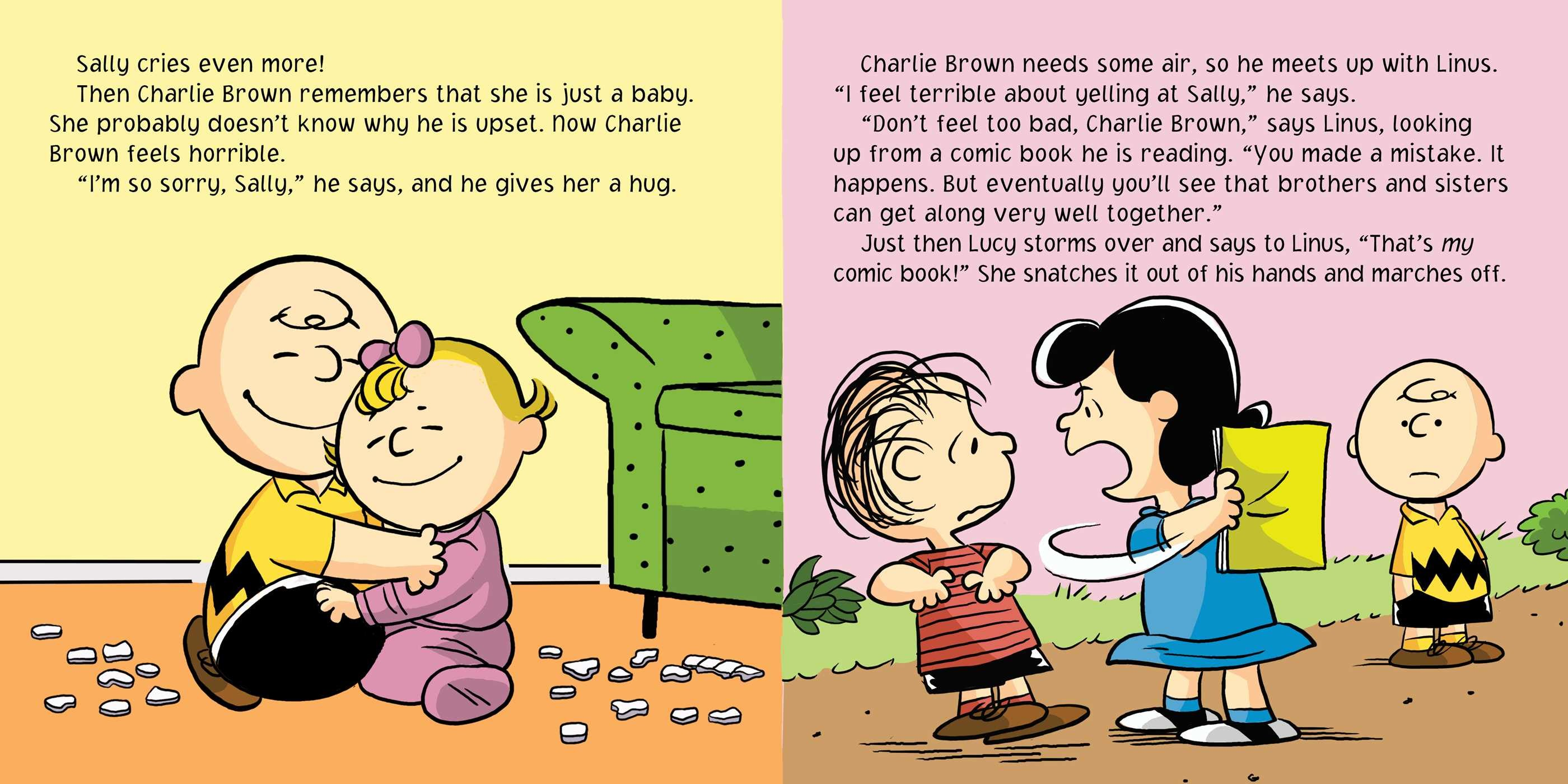 Youre a big brother charlie brown 9781534409613.in05