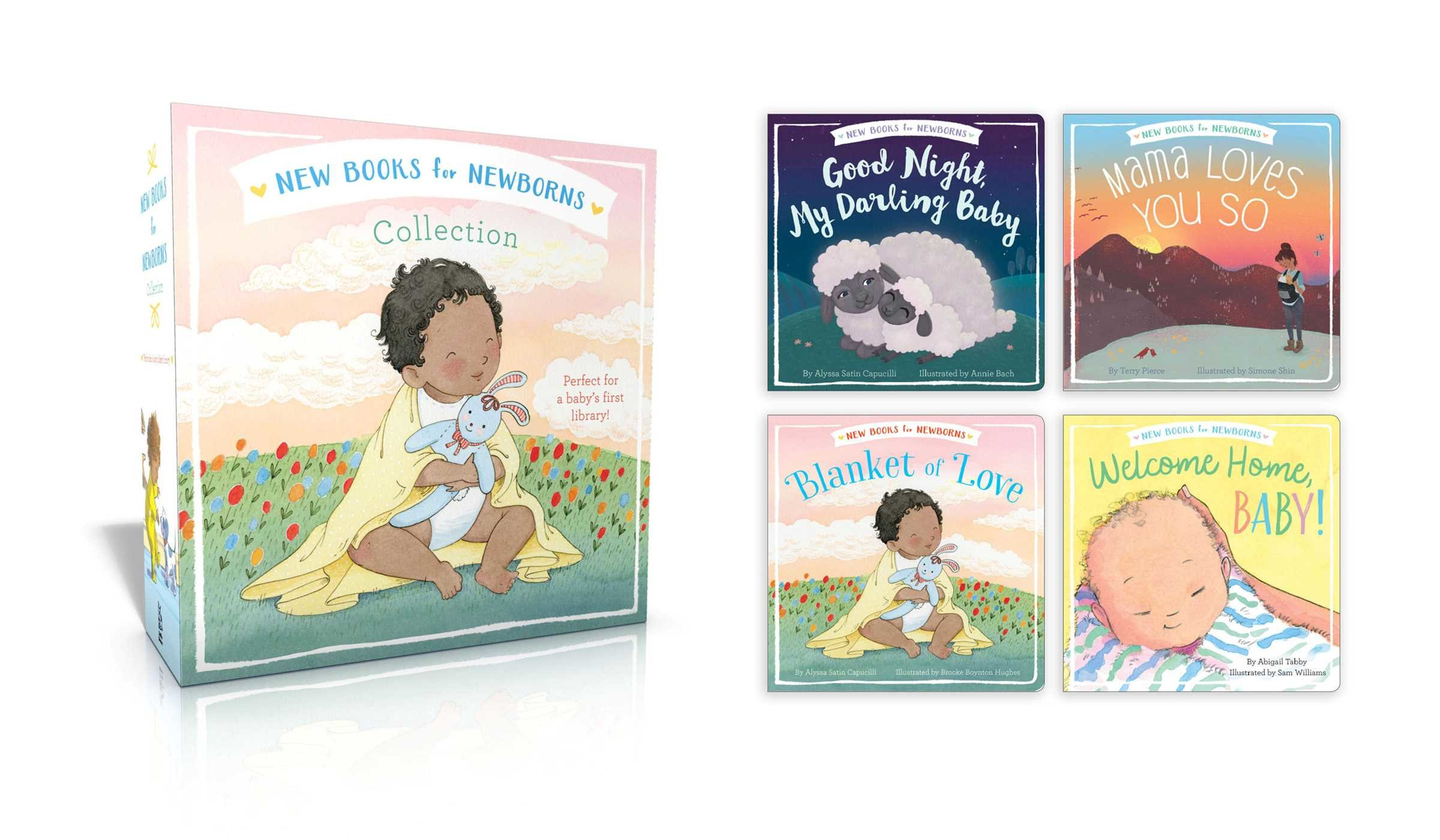 New books for newborns collection 9781534410152.in01