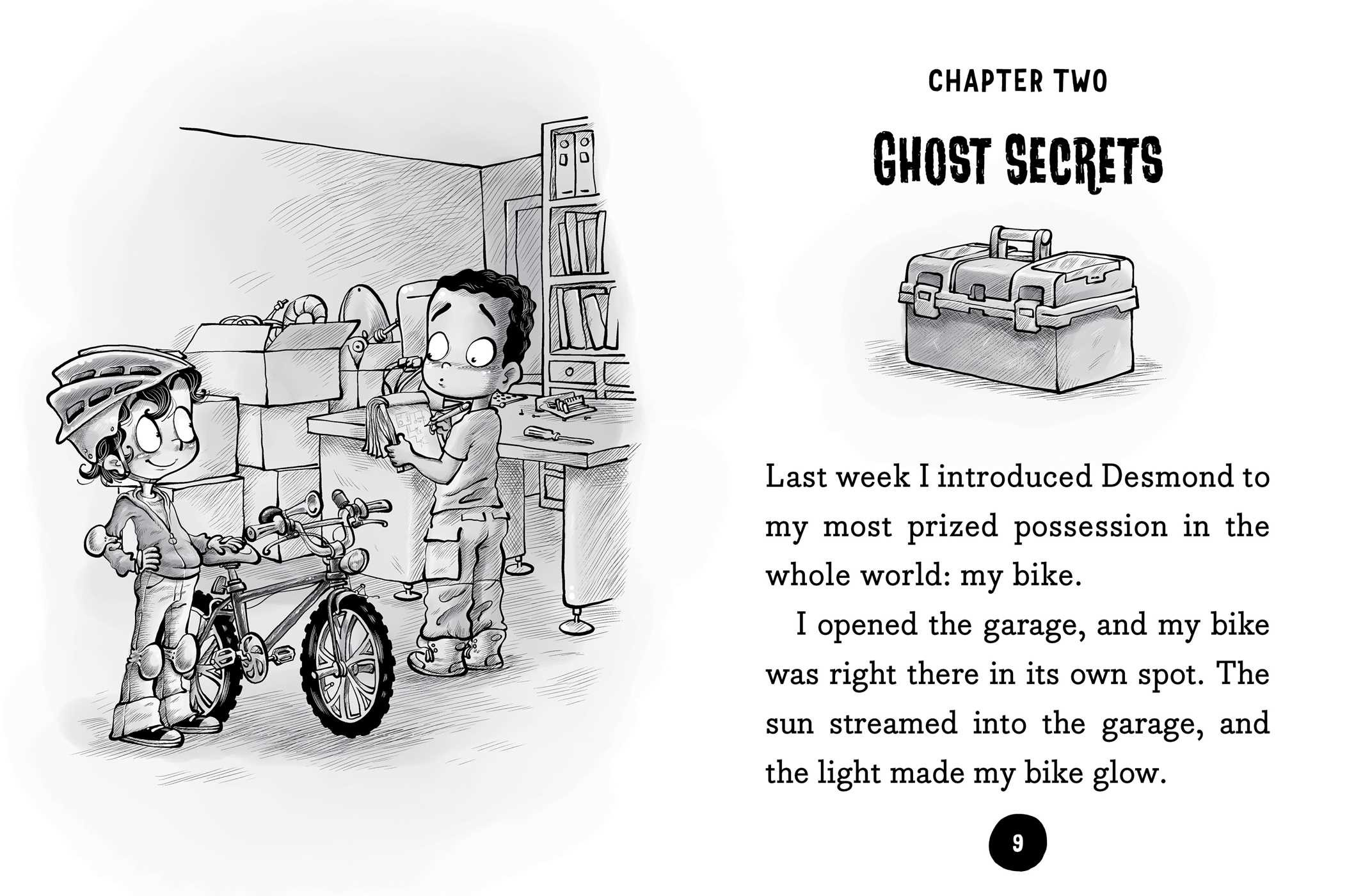 Ghosts don t ride bikes do they 9781534410411.in02