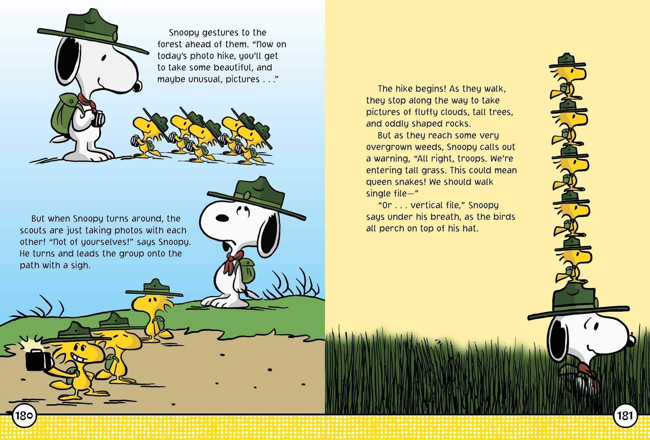Peanuts 5 minute stories 9781534411623.in06