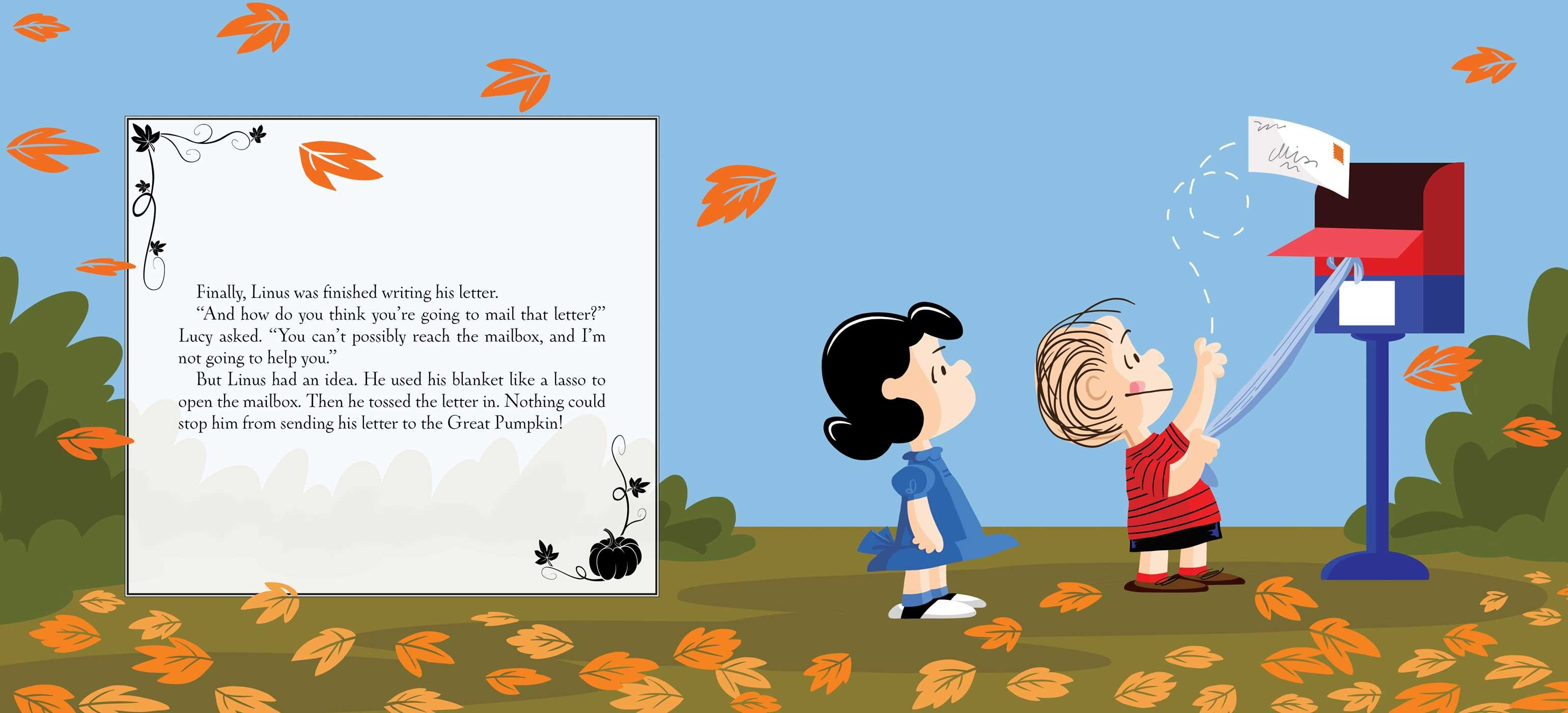 Its the great pumpkin charlie brown 9781534413948.in06