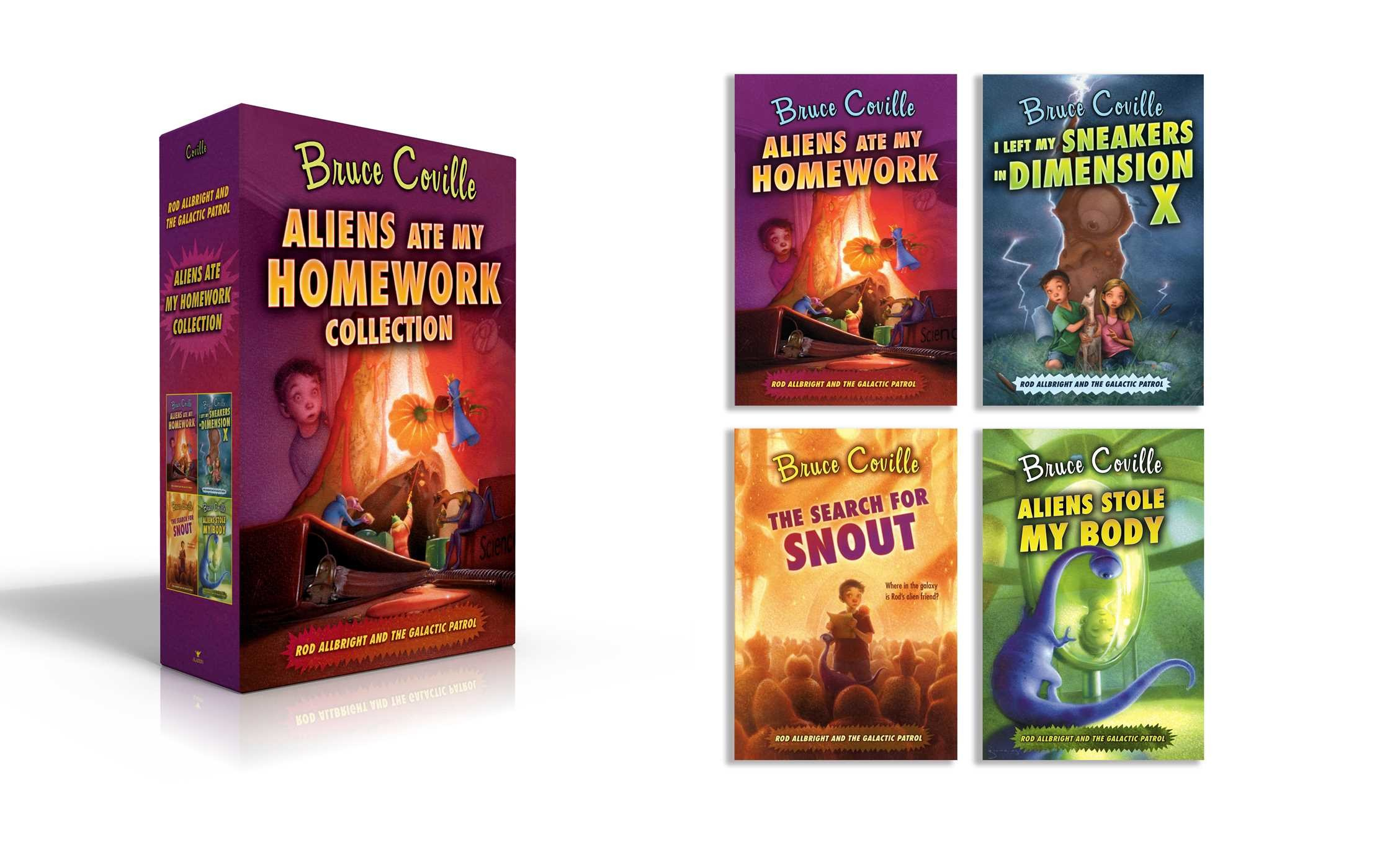 Aliens ate my homework collection 9781534415140.in01