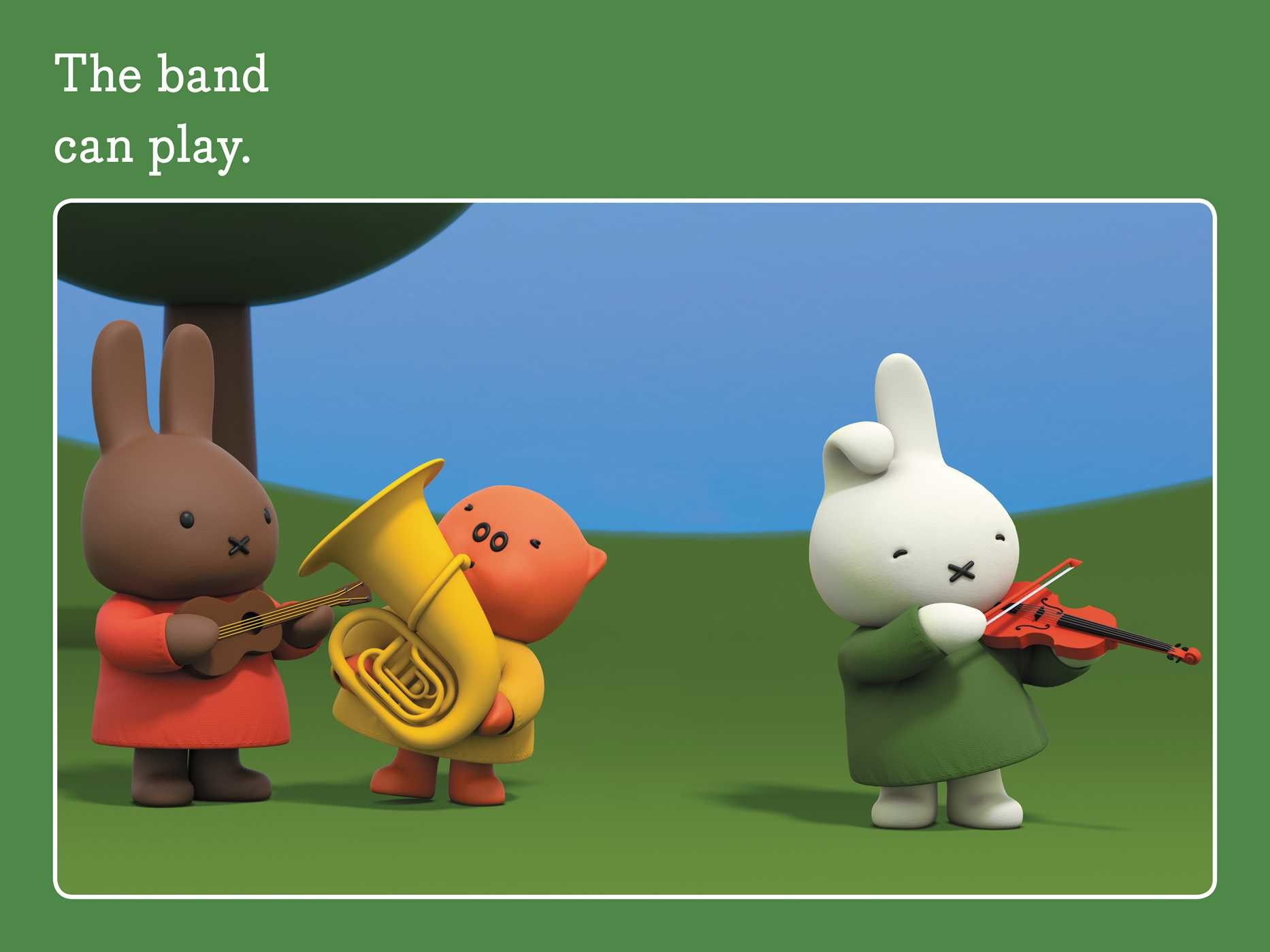 Miffy and the band 9781534416239.in01
