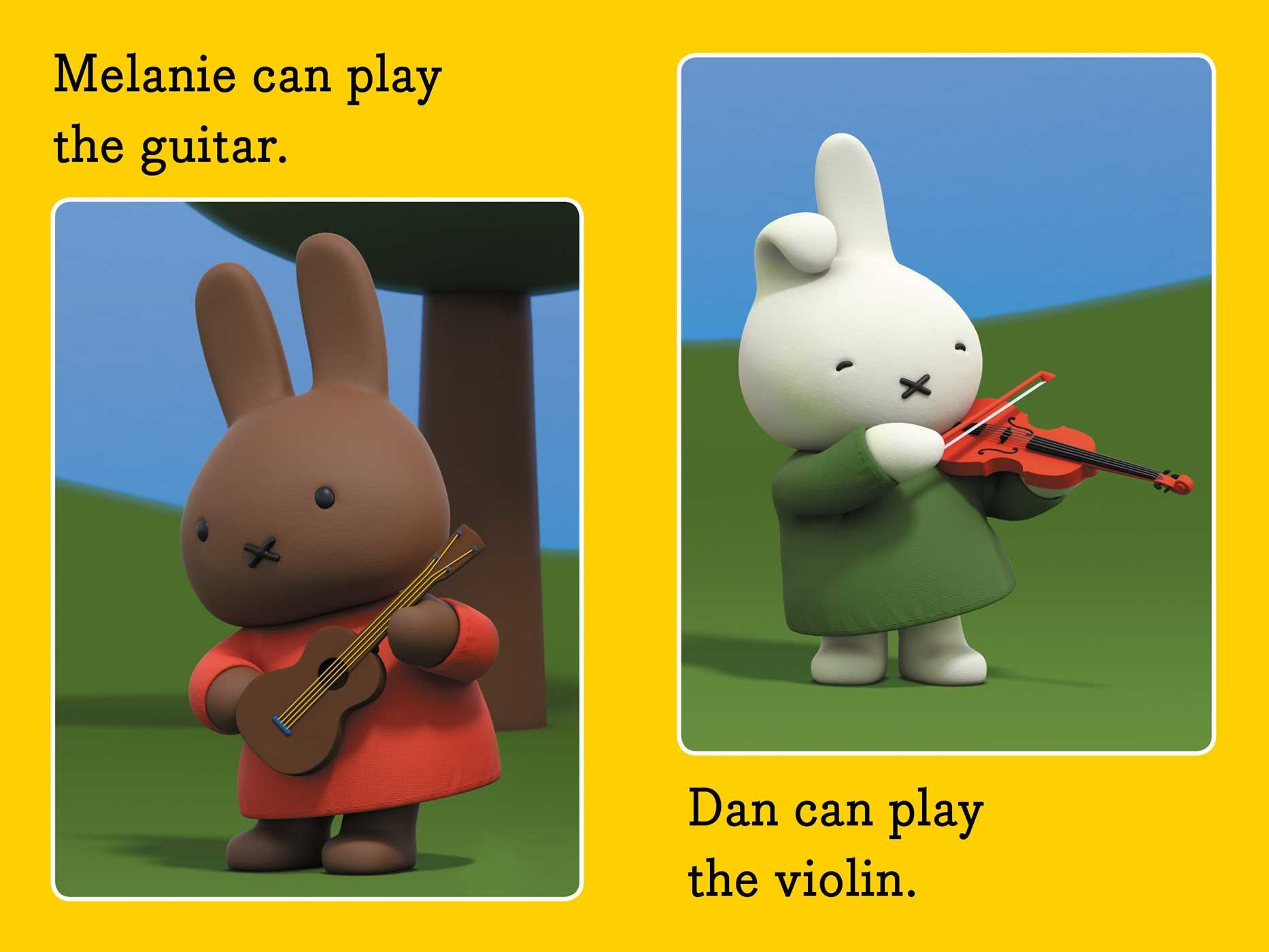 Miffy and the band 9781534416239.in02