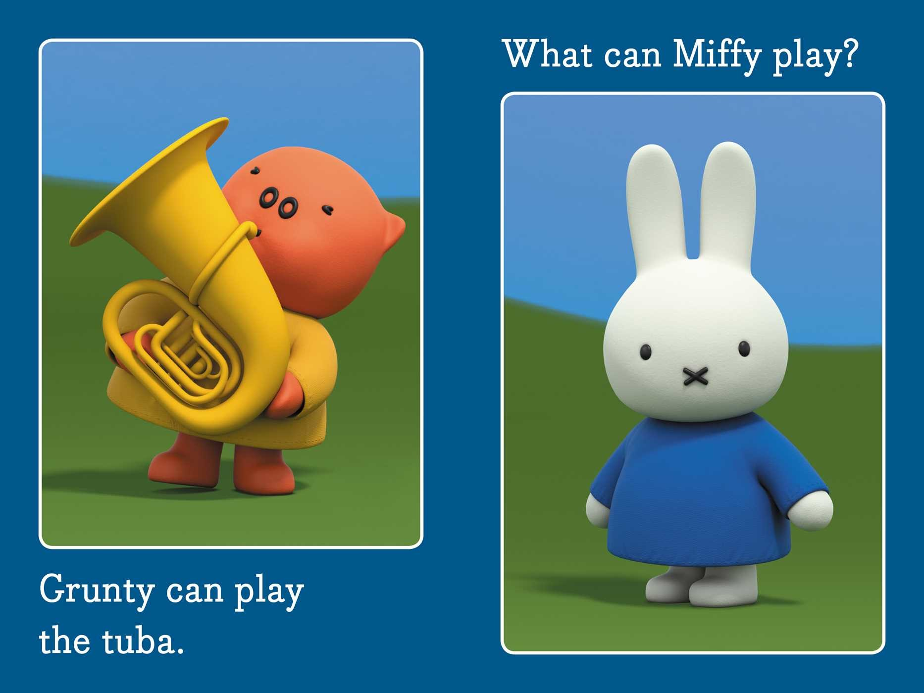 Miffy and the band 9781534416239.in03