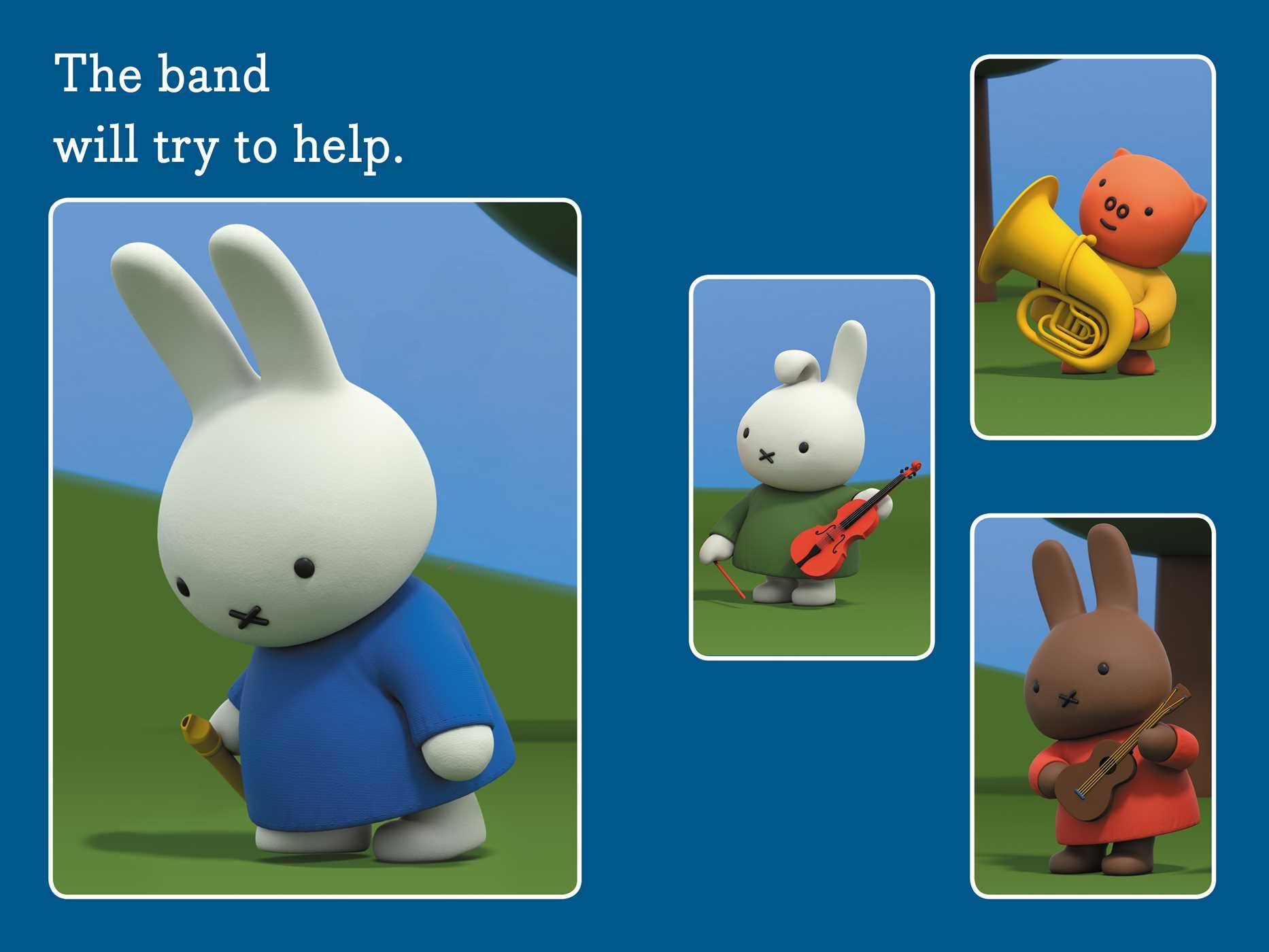 Miffy and the band 9781534416239.in05