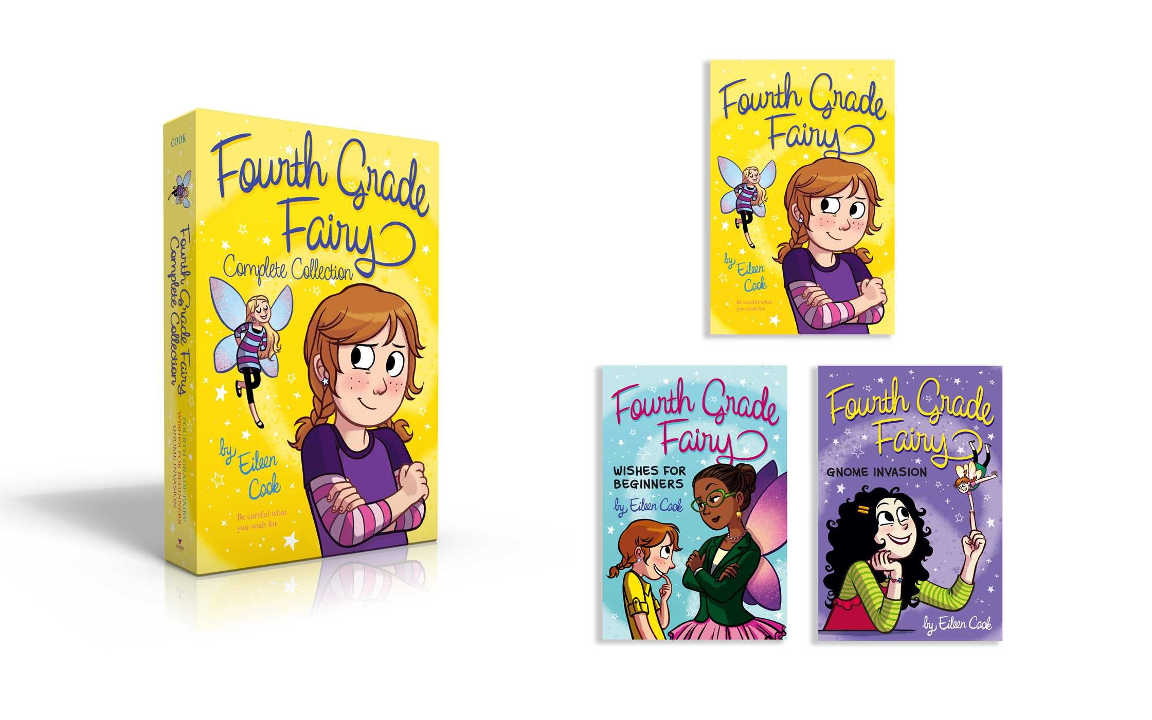 Fourth grade fairy complete collection 9781534416345.in01
