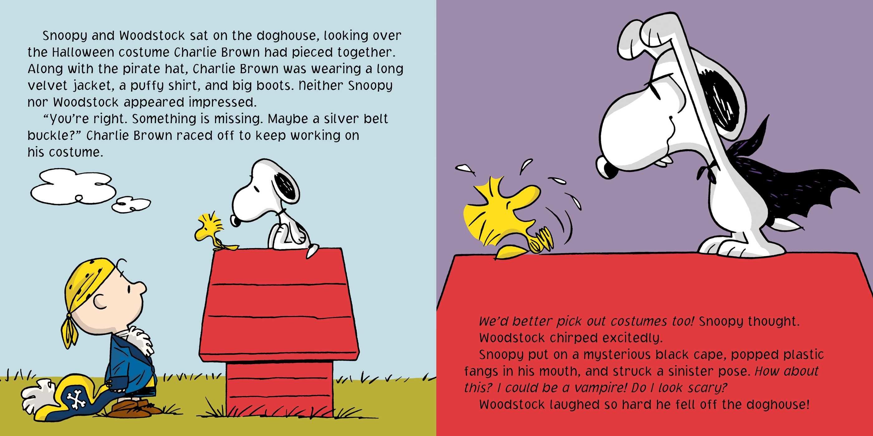 Happy Halloween Charlie Brown 9781534416413in03