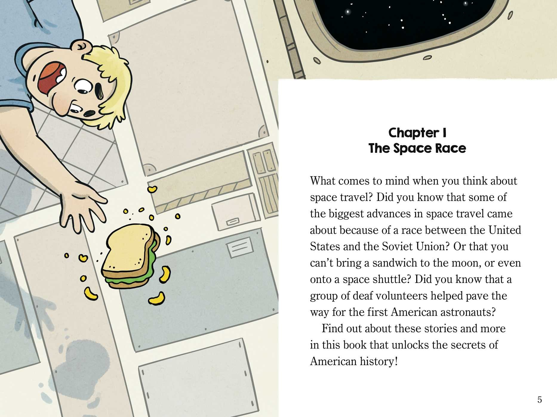 You can t bring a sandwich to the moon and other stories about space 9781534417809.in01