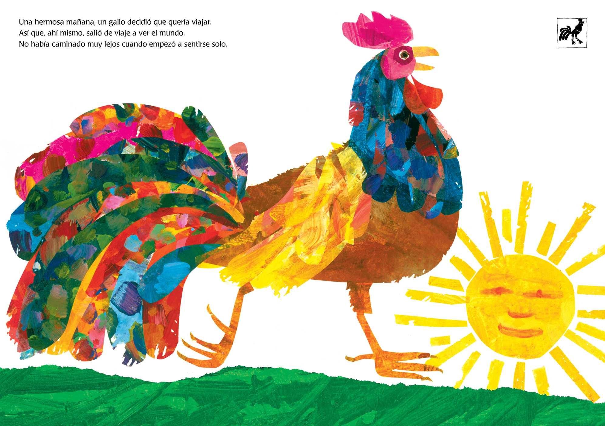 El gallo sale a ver el mundo (Rooster's Off to See the World