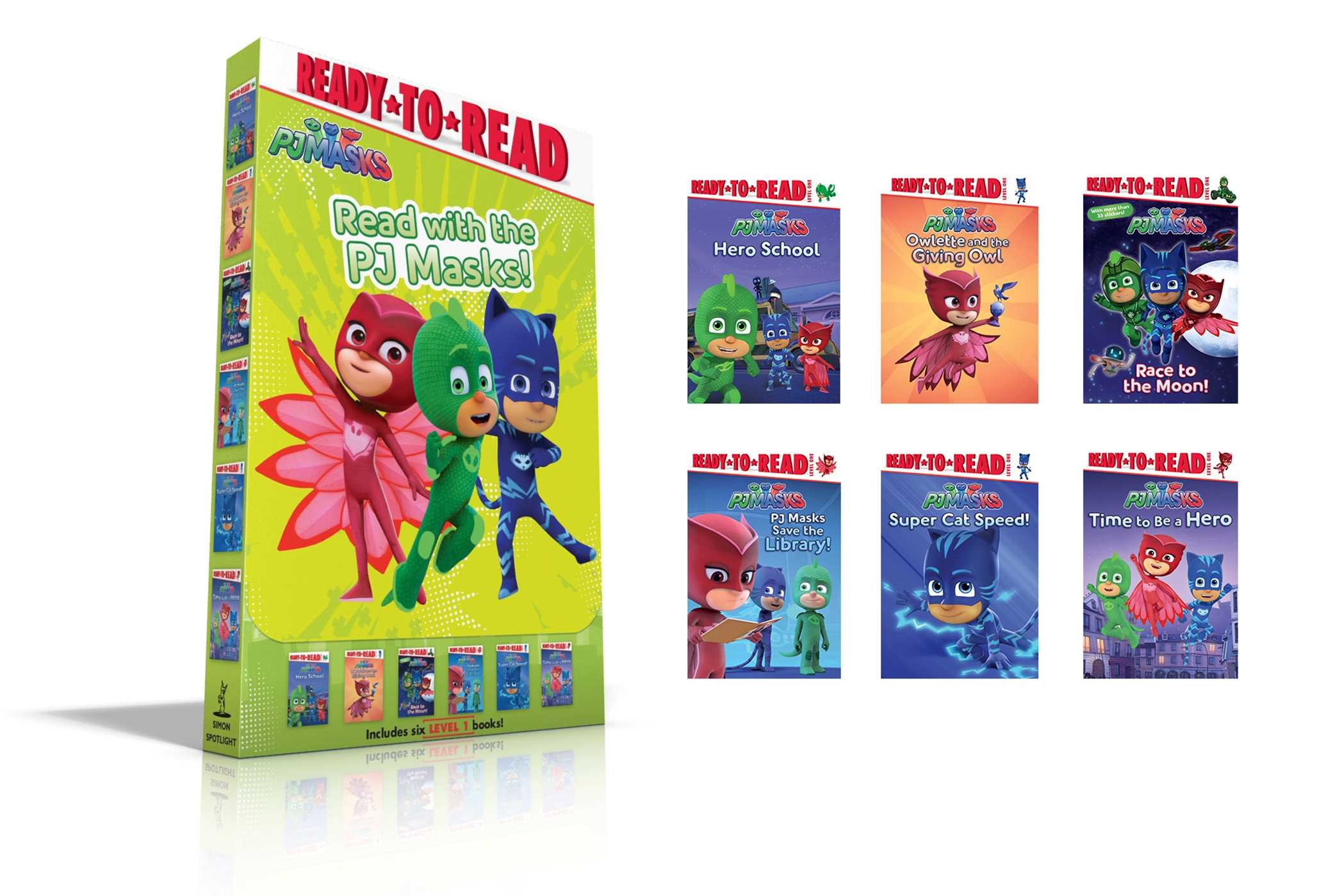 Read with the pj masks 9781534427099.in01