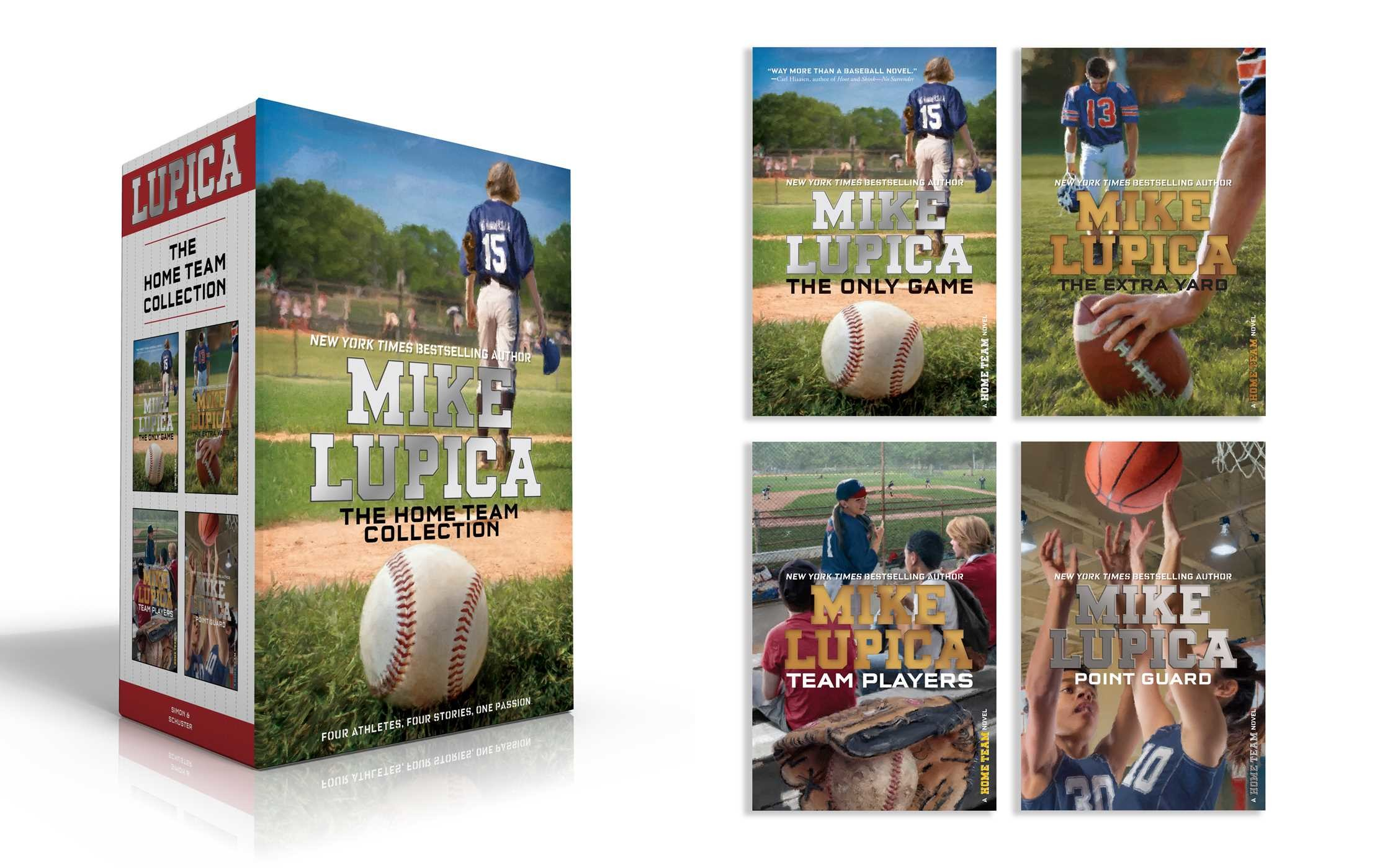 The home team collection 9781534428058.in01