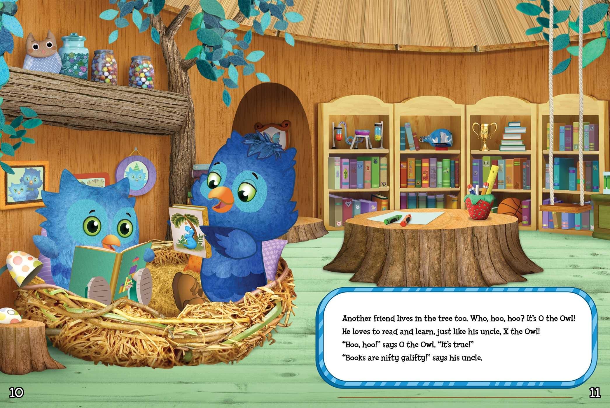 Daniel tigers 3 minute bedtime stories 9781534428591.in03