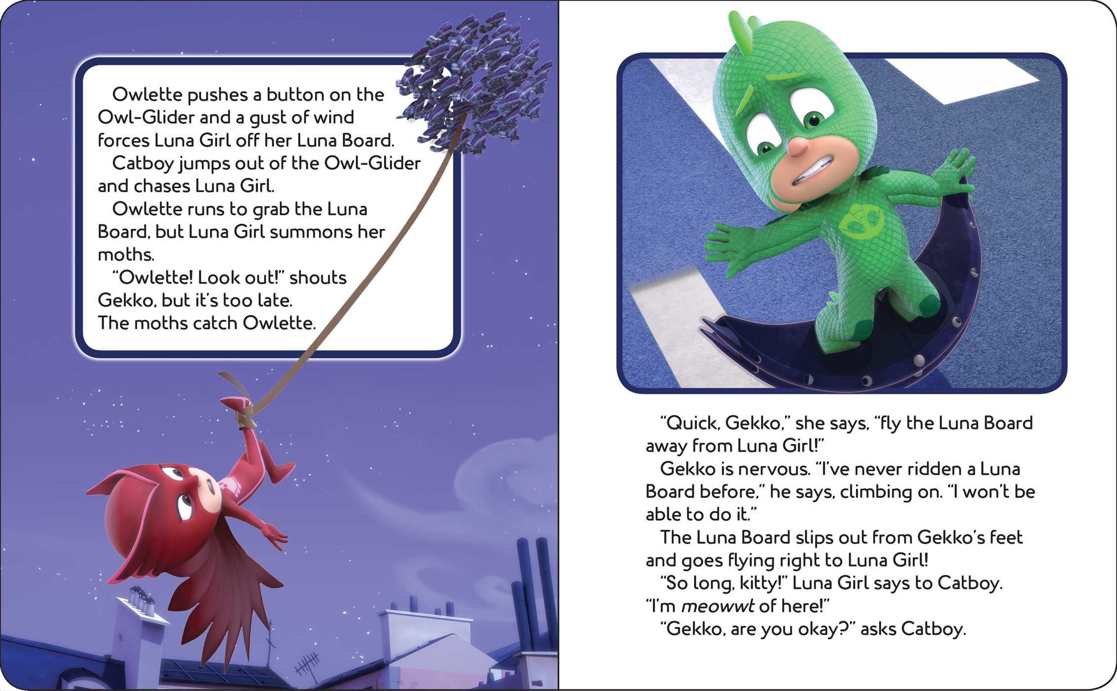 Gekko saves christmas 9781534428850.in02