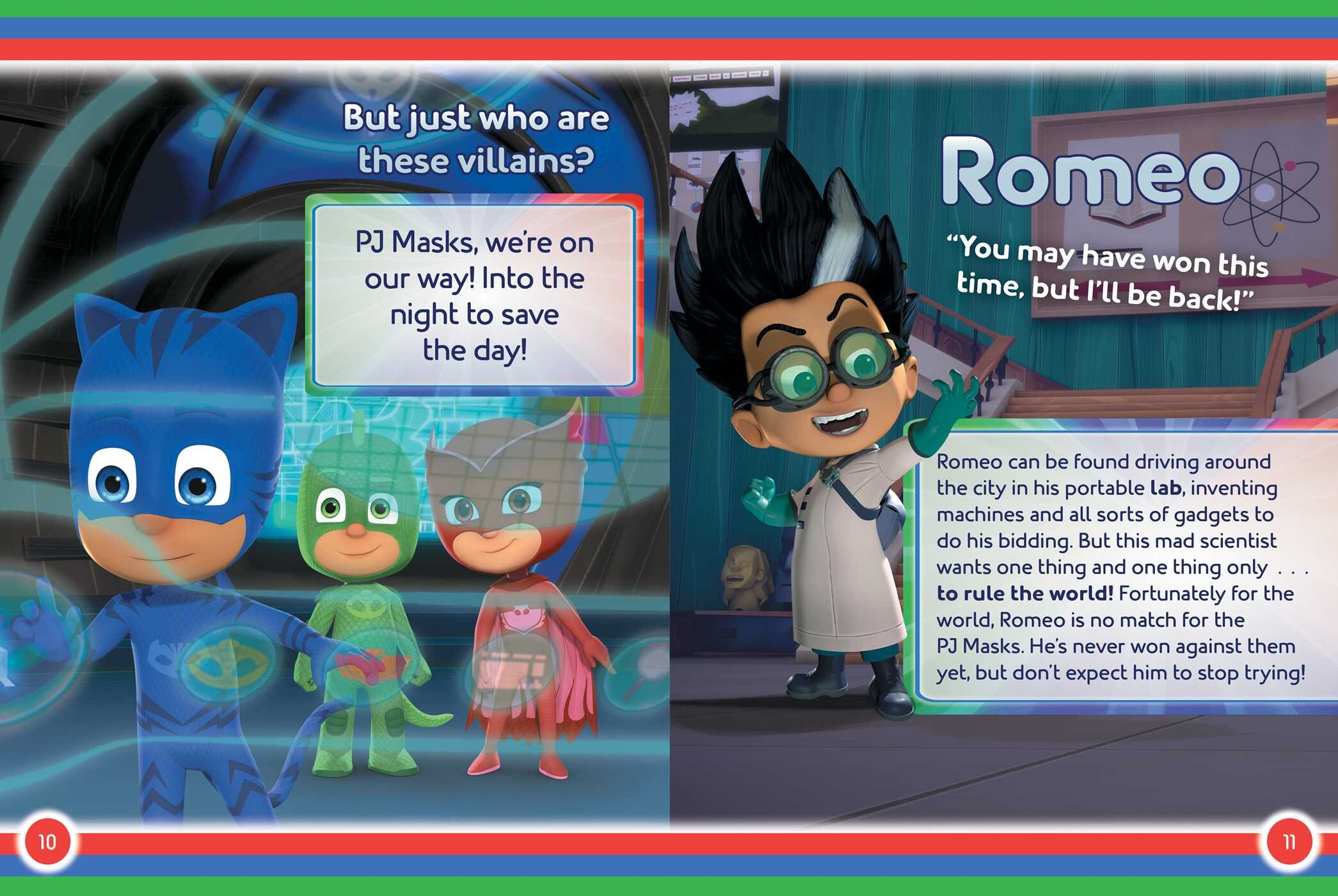 PJ Masks 5-Minute Stories | Book by Various | Official
