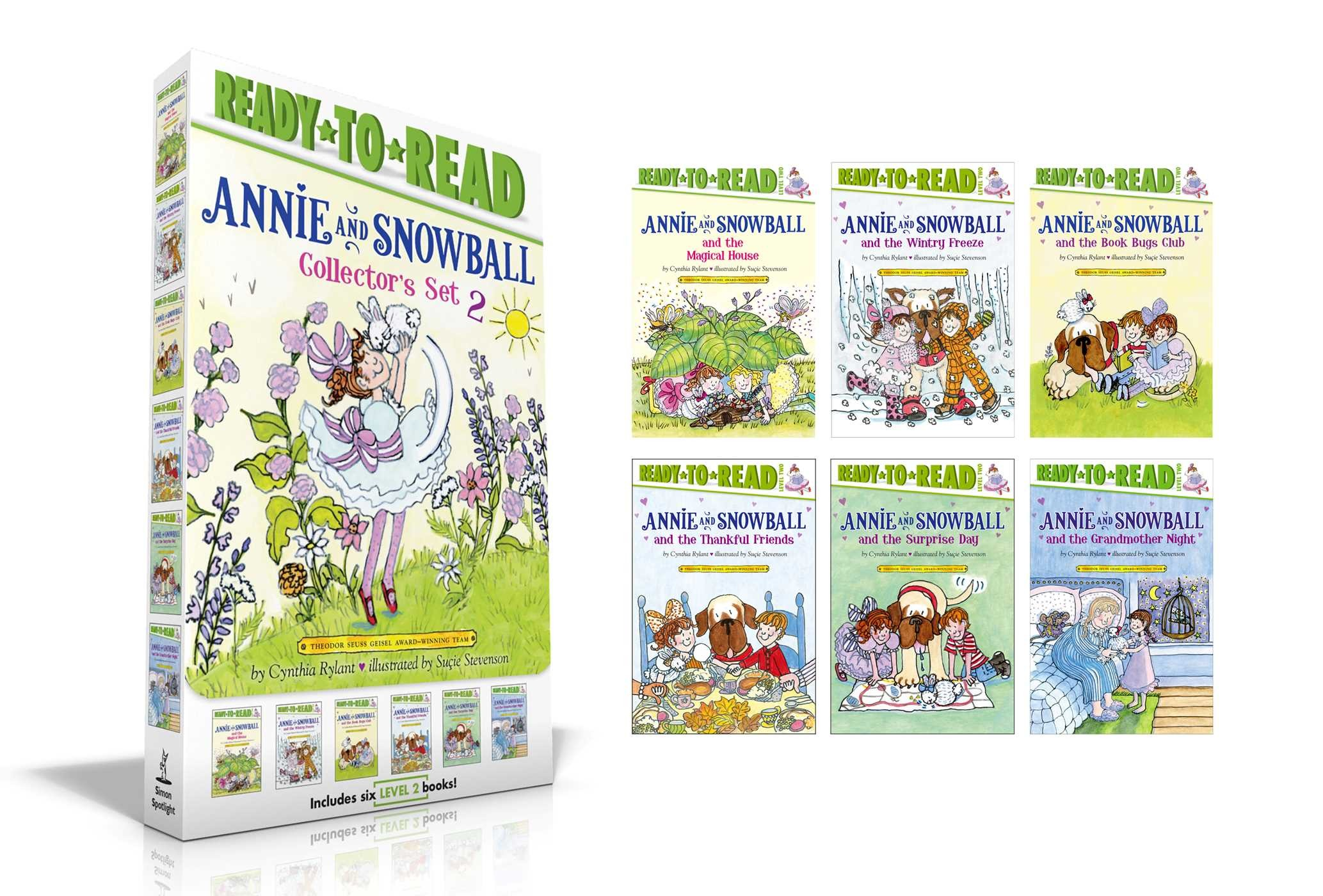 Annie and snowball collectors set 2 9781534438101.in01