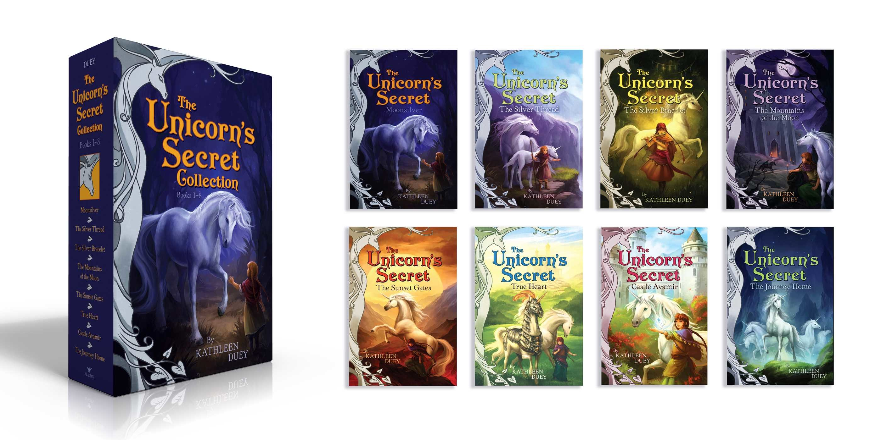 The Unicorn's Secret Collection | Book by Kathleen Duey