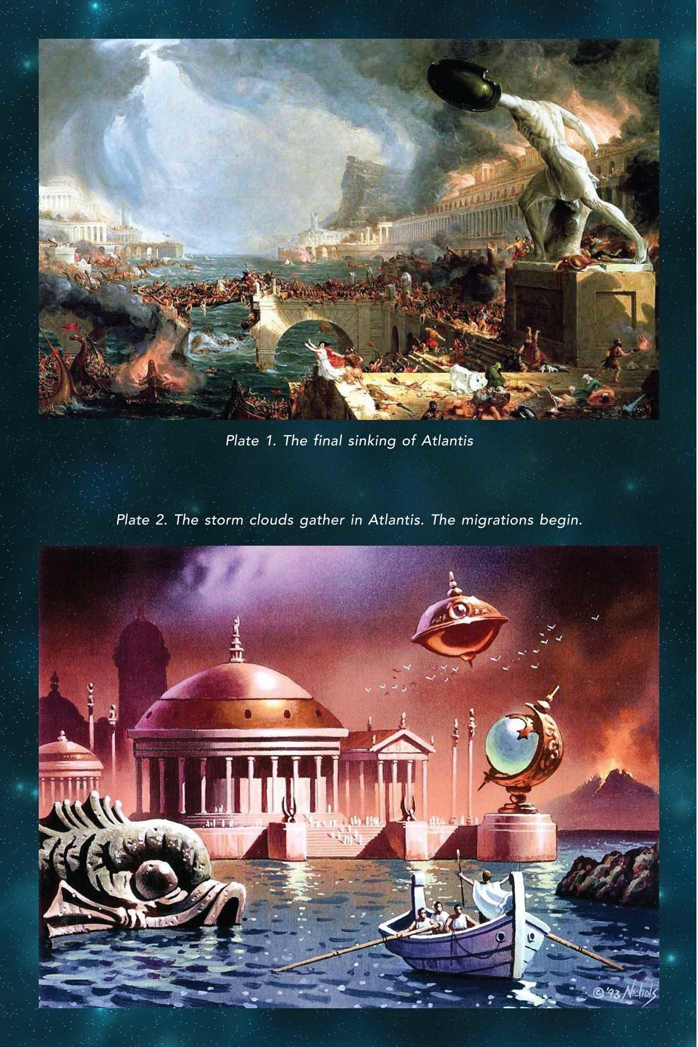 Alien World Order Book By Len Kasten Official Publisher