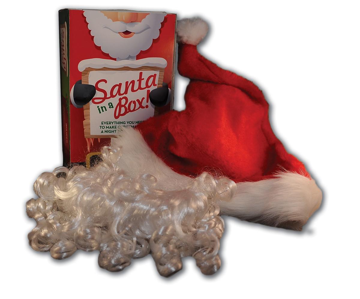 Santa claus in a box kit 9781604330991.in01