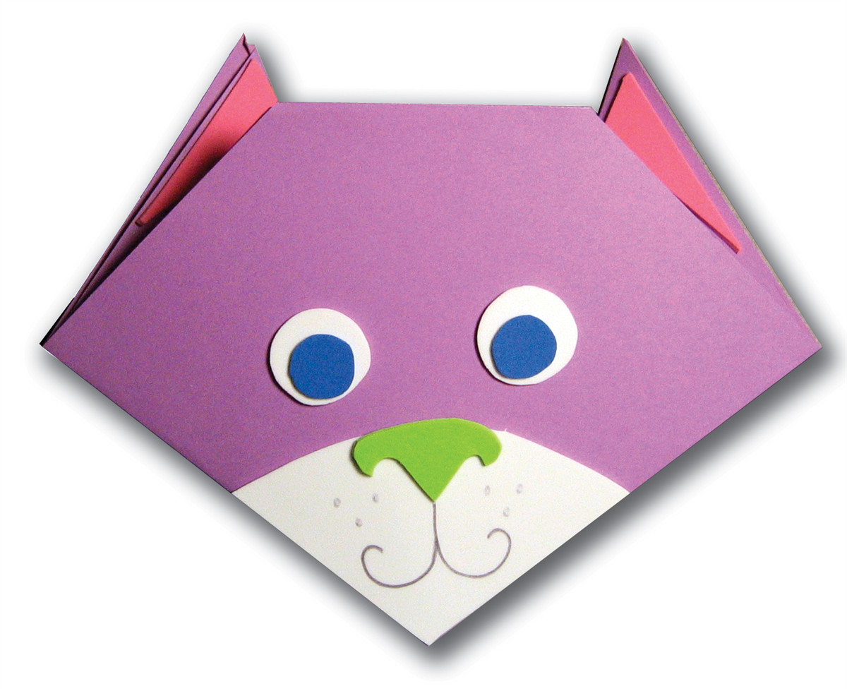 Origami Fun Folders Animals Book By Play Pen Books Official