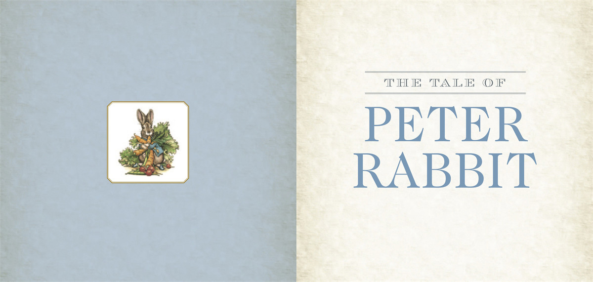 The Classic Tale Of Peter Rabbit 9781604333763in07