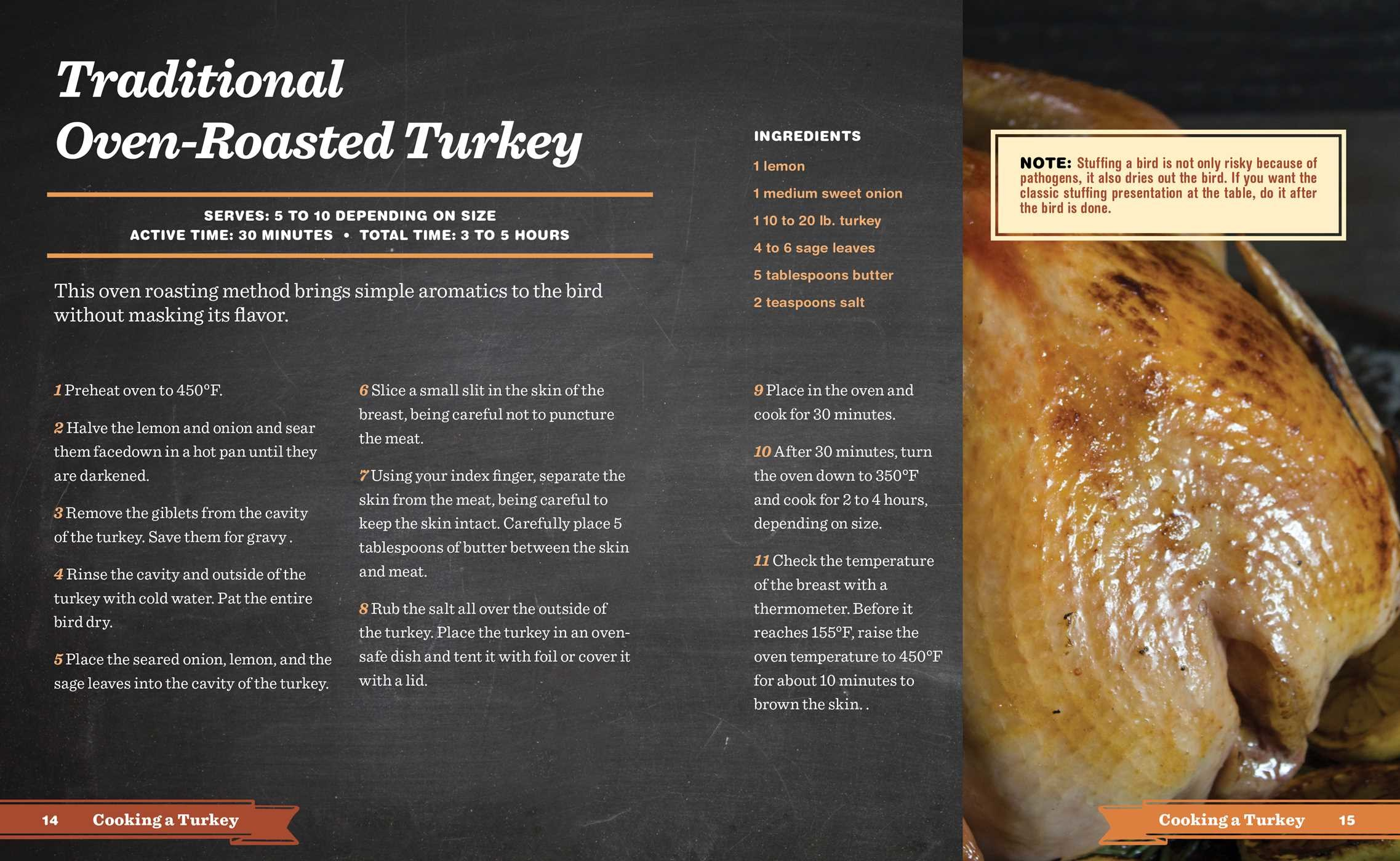 Perfect turkey cookbook 9781604338065.in04