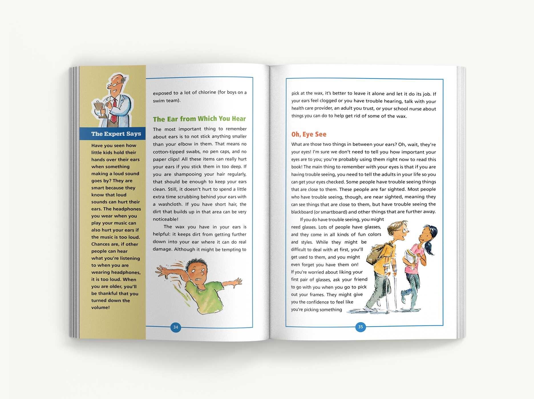 The Boys Body Book: Fifth Edition   Book by Kelli Dunham