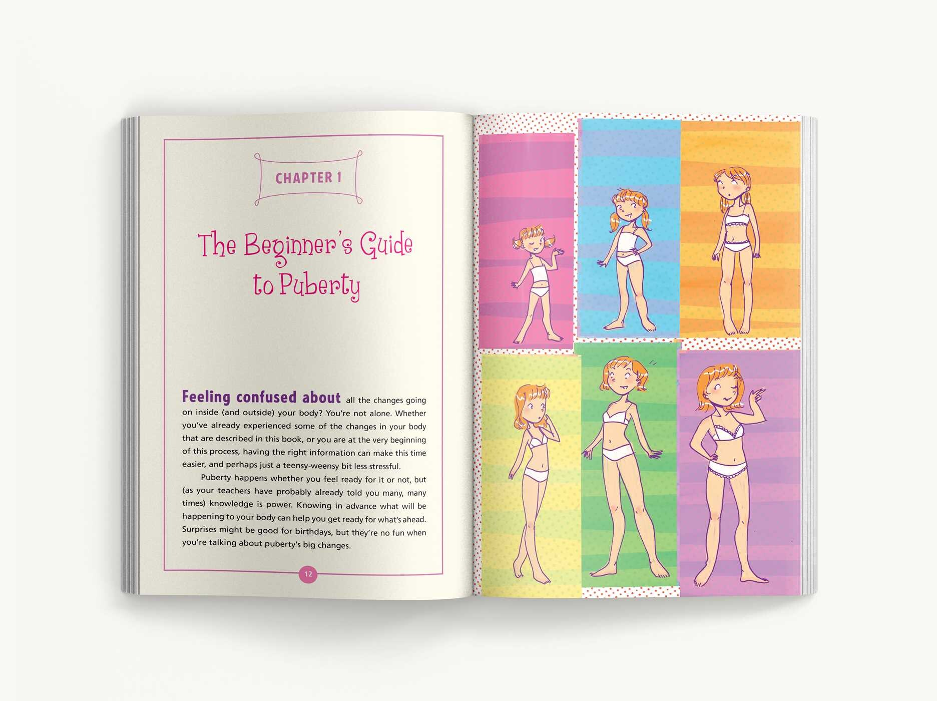 The Girls Body Book: Fifth Edition | Book by Kelli Dunham, Laura
