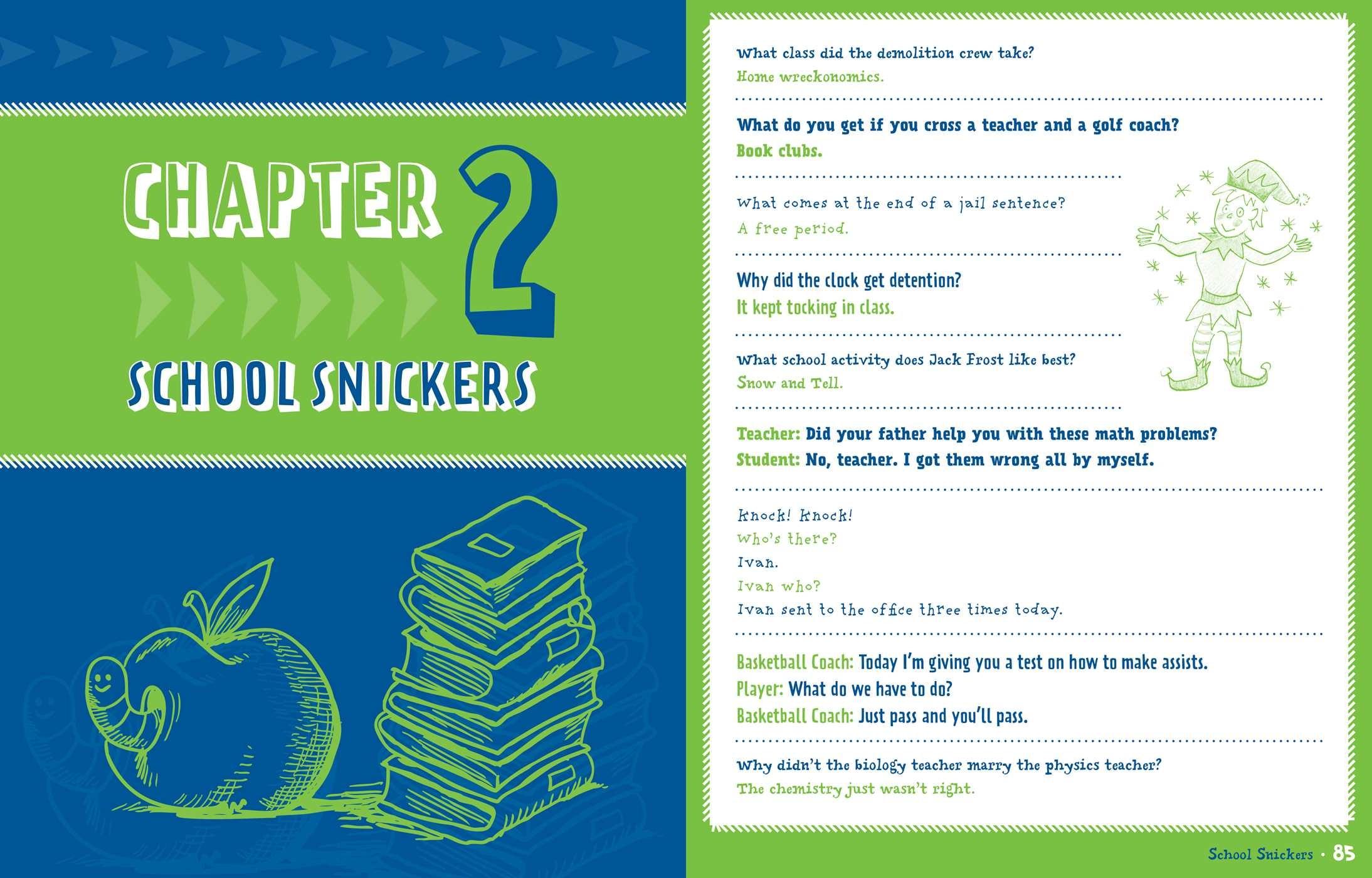 The Super Duper Joke Book Volume 1 | Book by Cider Mill