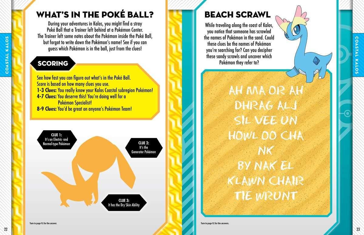 kalos region pokemon coloring pages - photo#34