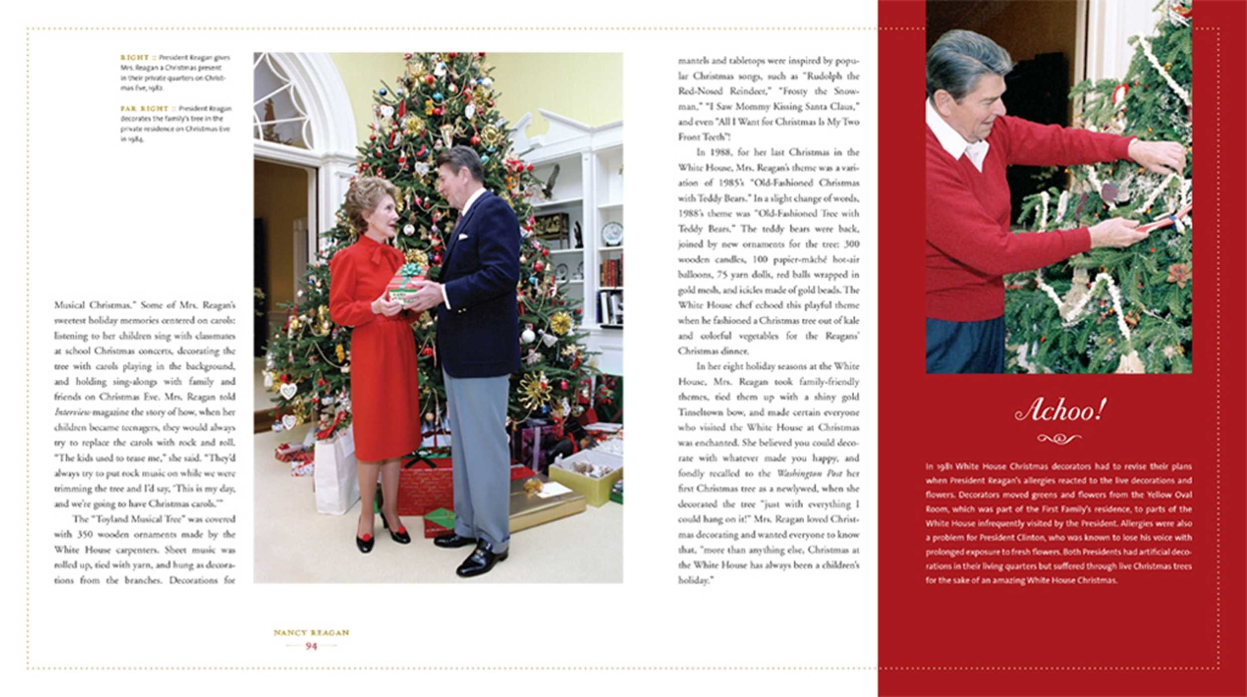 Christmas with the First Ladies   Book by Coleen Christian Burke ...
