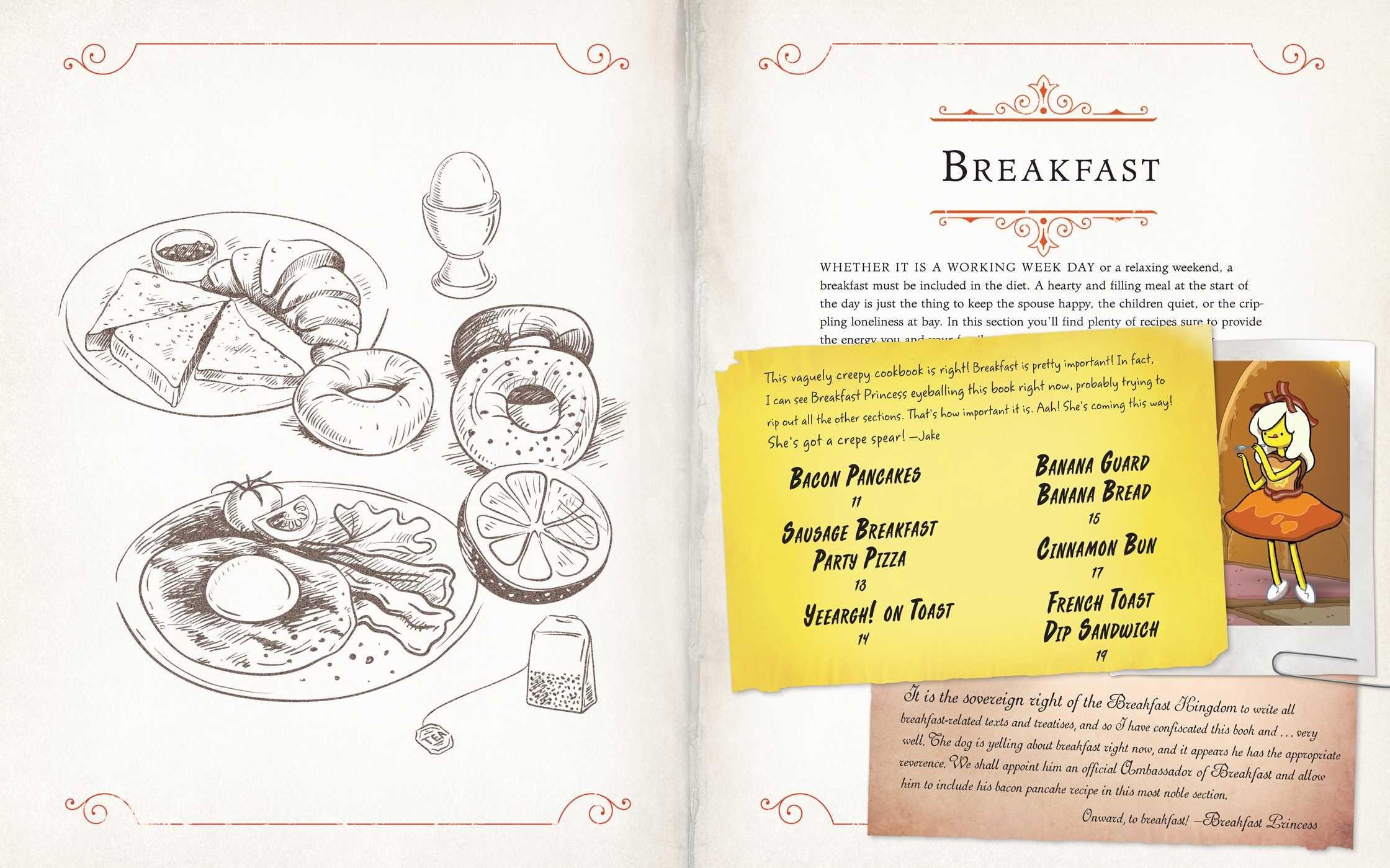 adventure time the official cookbook book by jordan grosser