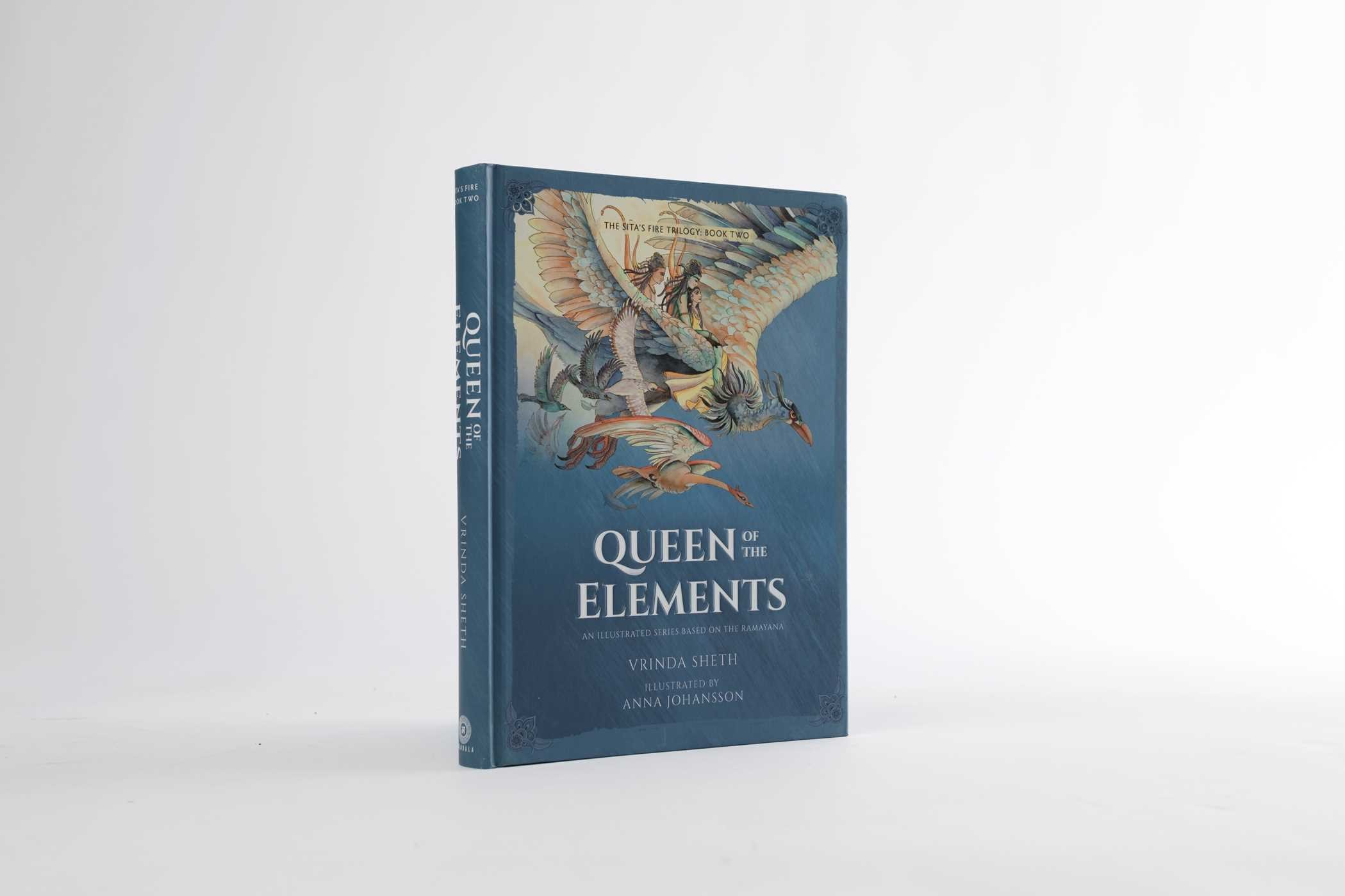 book ii the queen of air Queen of the air a true story of love and tragedy at the circus  book revolves around leitzel and alfredo despite the inherent tension in the world of the circus .