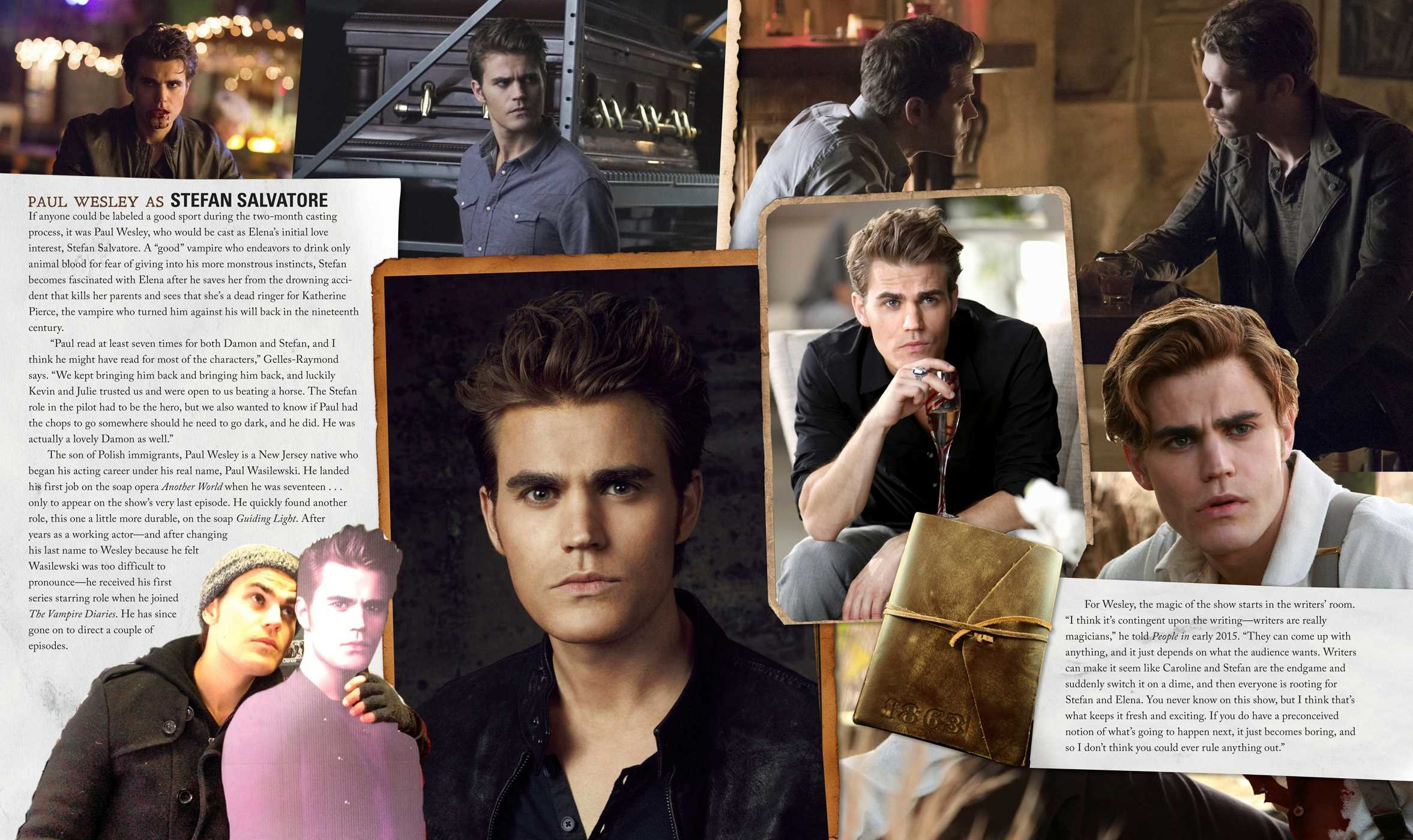 The Vampire Diaries by L.J. Smith series