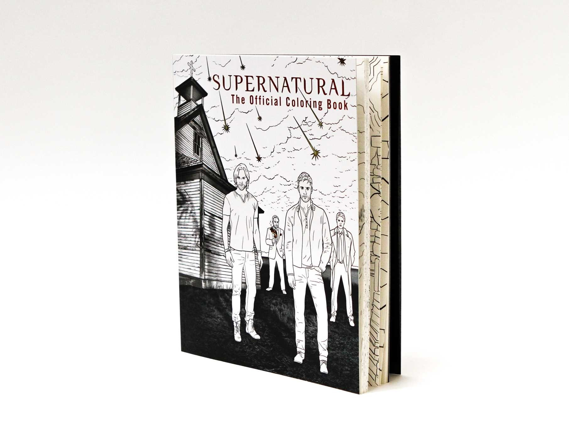 Supernatural the official coloring book 9781608878185.in06