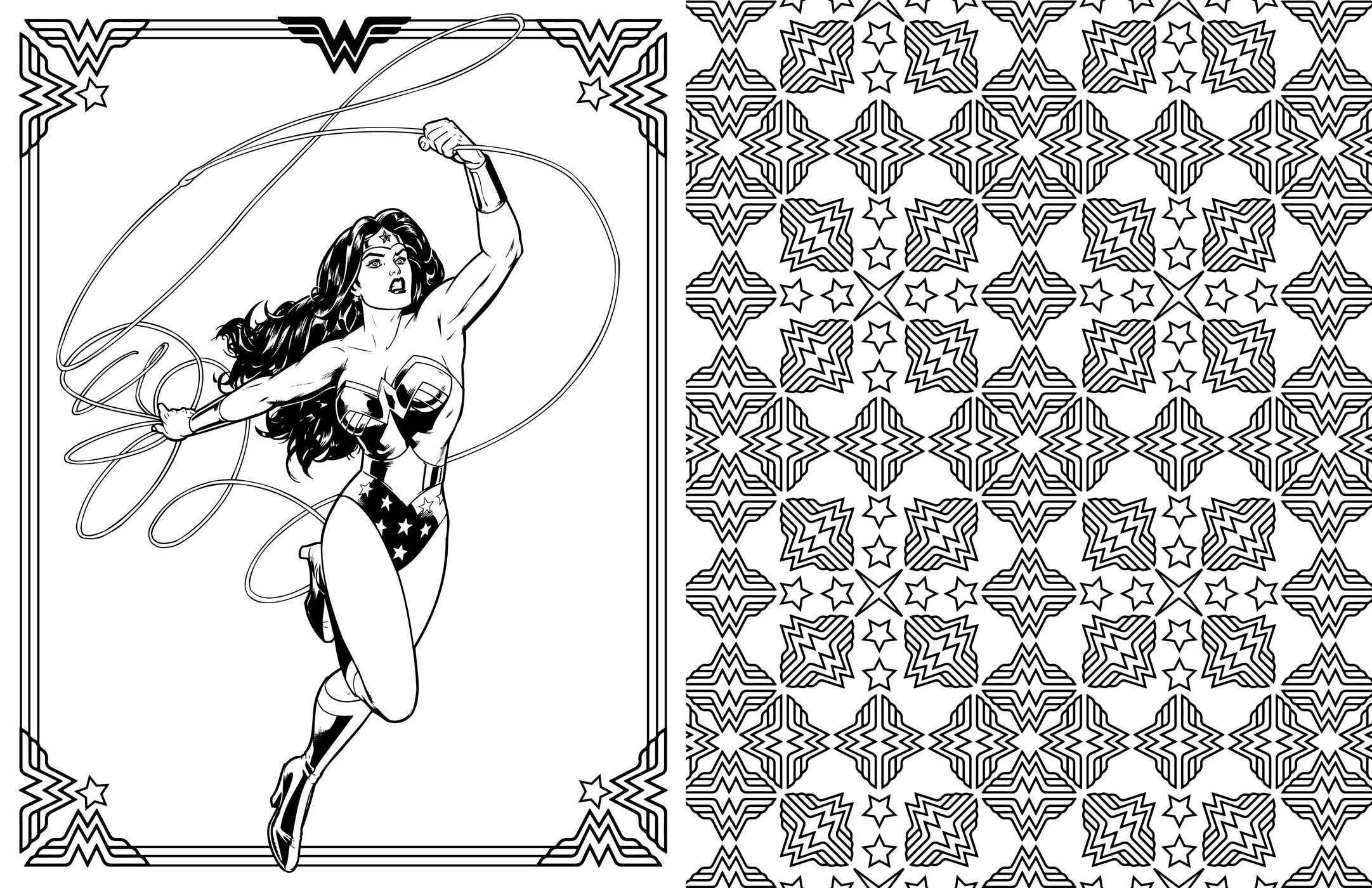 DC Comics Coloring Book | Book by Insight Editions | Official ...