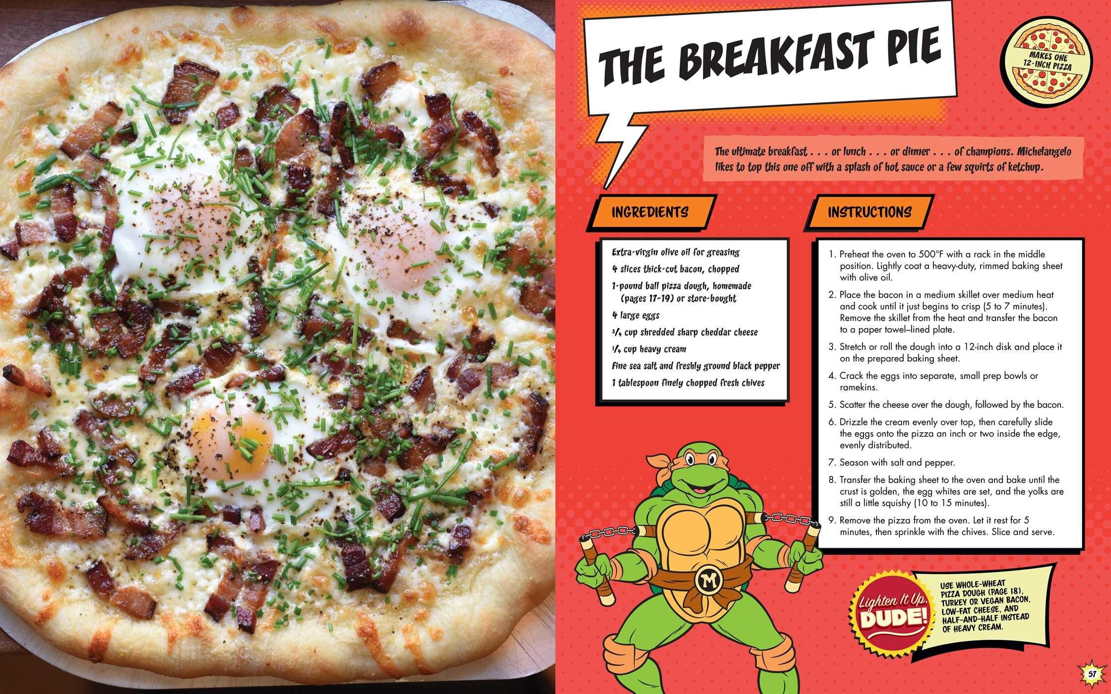 The teenage mutant ninja turtles pizza cookbook 9781608878314.in04